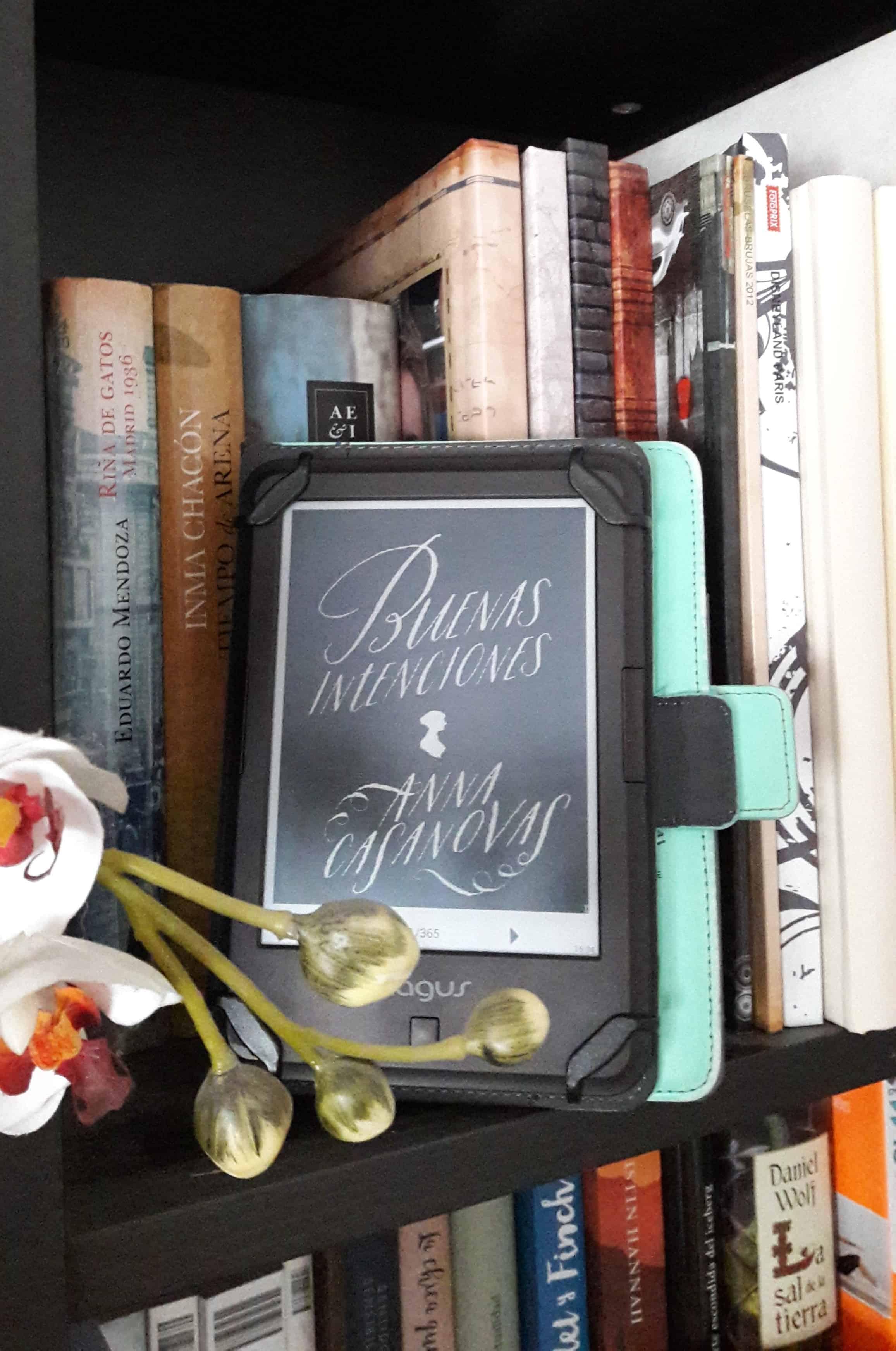 BUENAS INTENCIONES, de Anna Casanovas