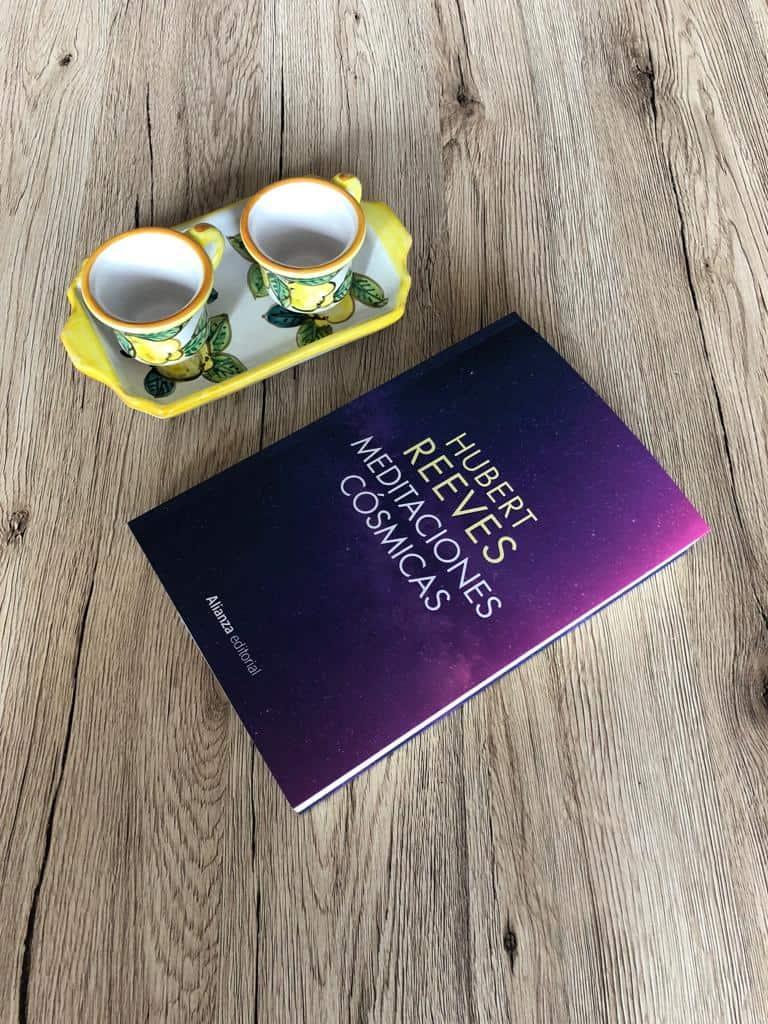 MEDITACIONES CÓSMICAS, de Hubert Reeves.