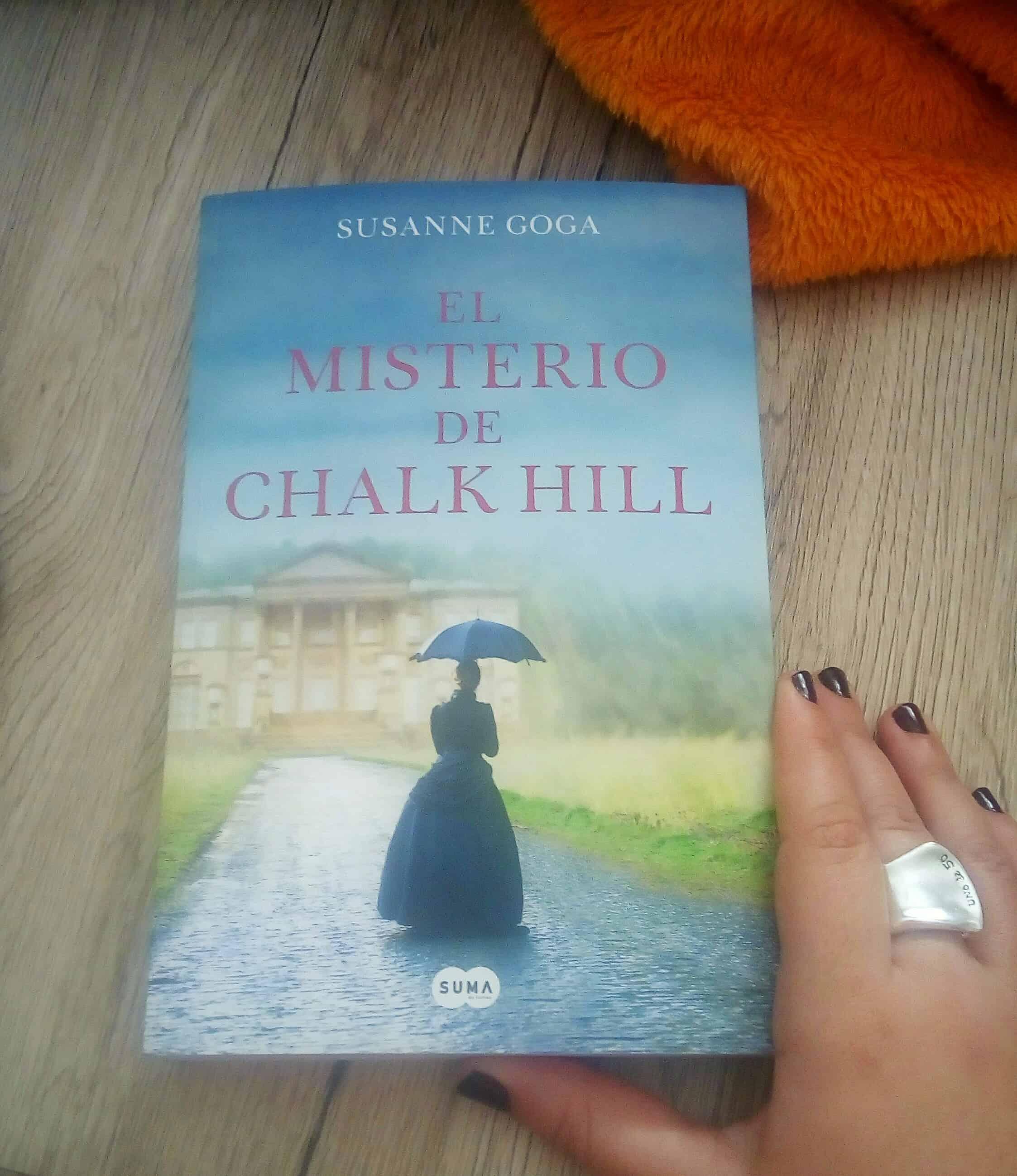 EL MISTERIO DE CHALK HILL, de Susanne Gogan.