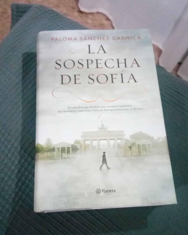 LA SOSPECHA DE SOFÍA, de Paloma Sánchez-Garnica.