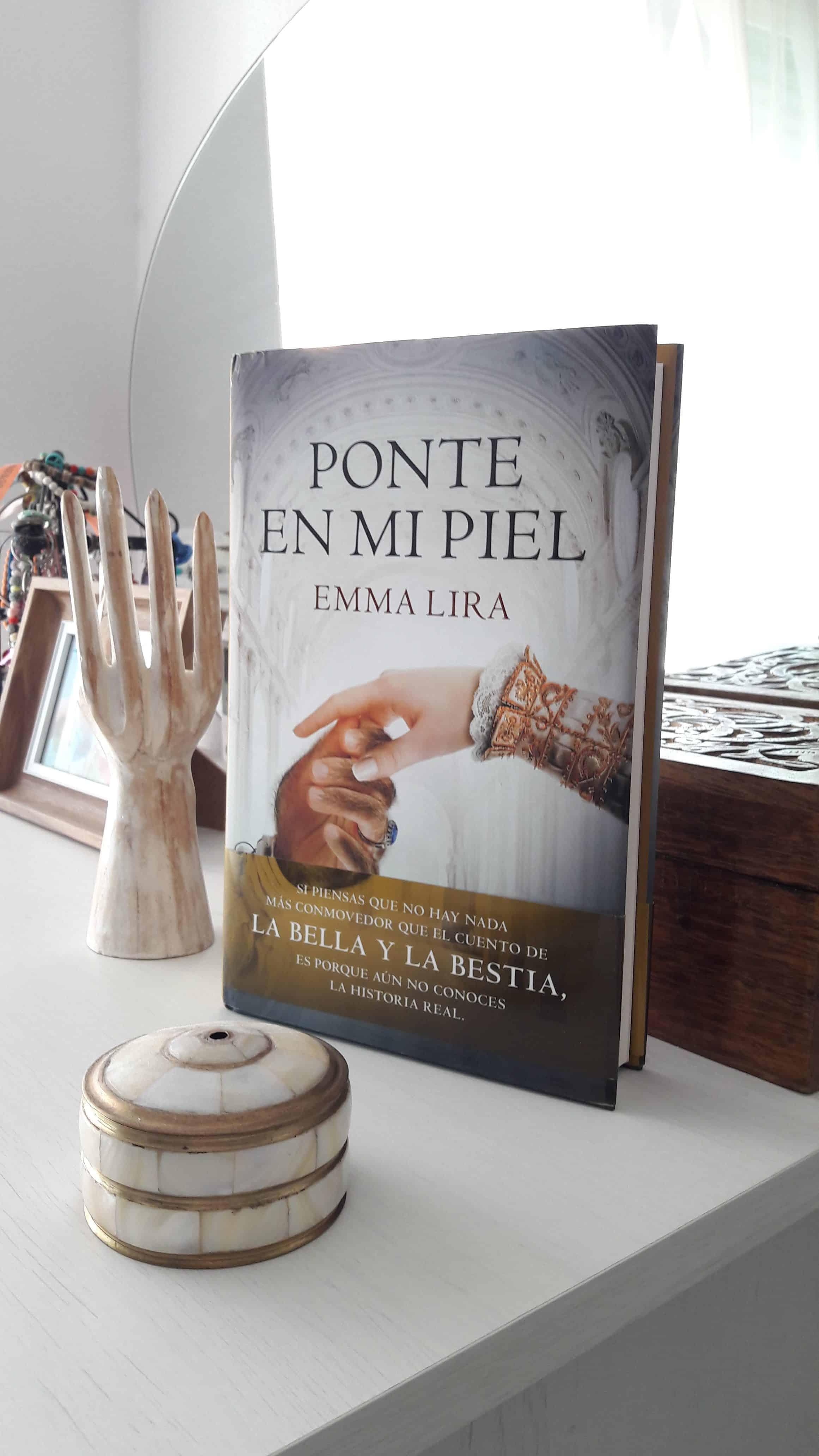 «PONTE EN MI PIEL», de Emma Lira