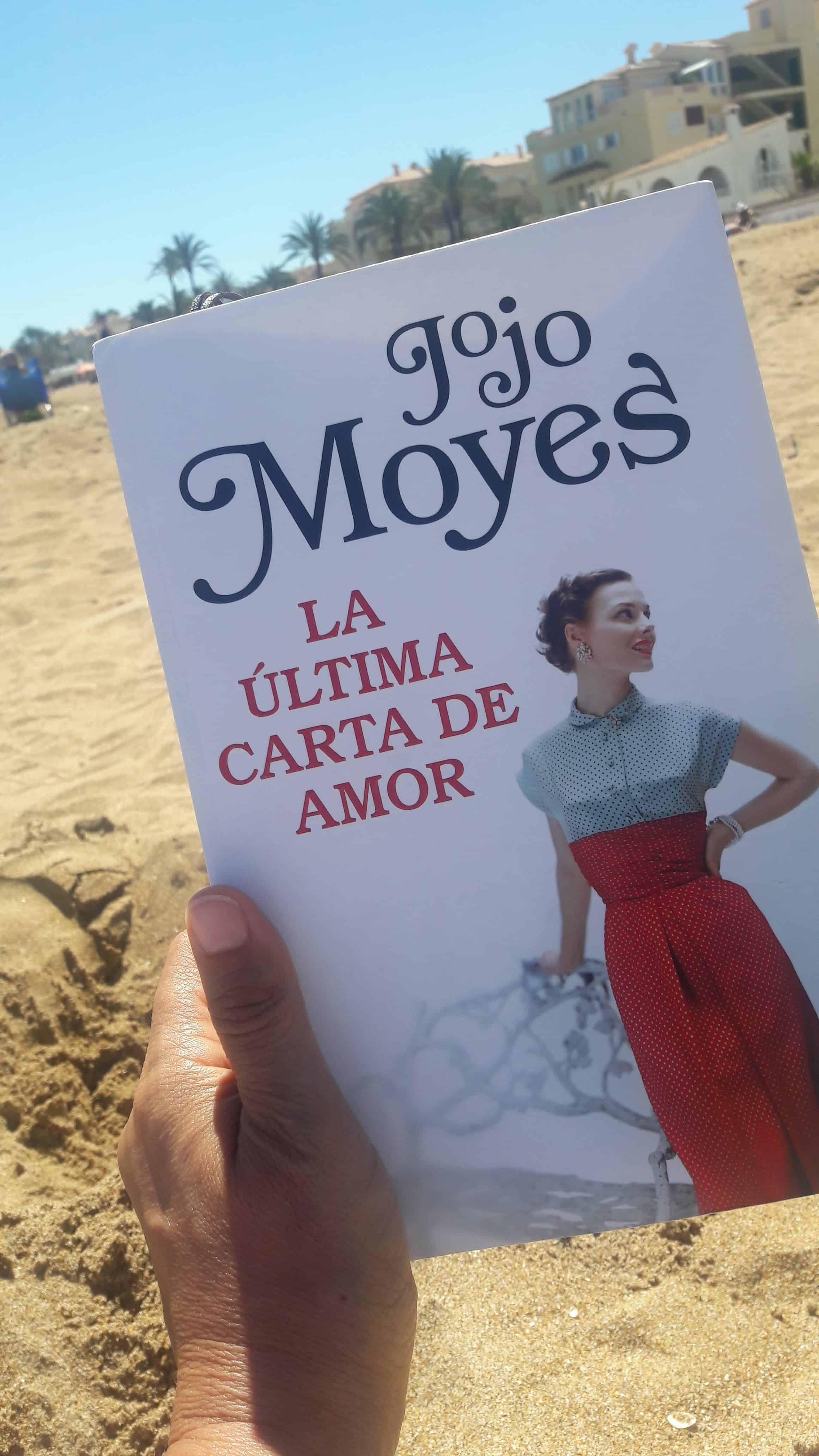 «LA ULTIMA CARTA DE AMOR», de Jojo Moyes
