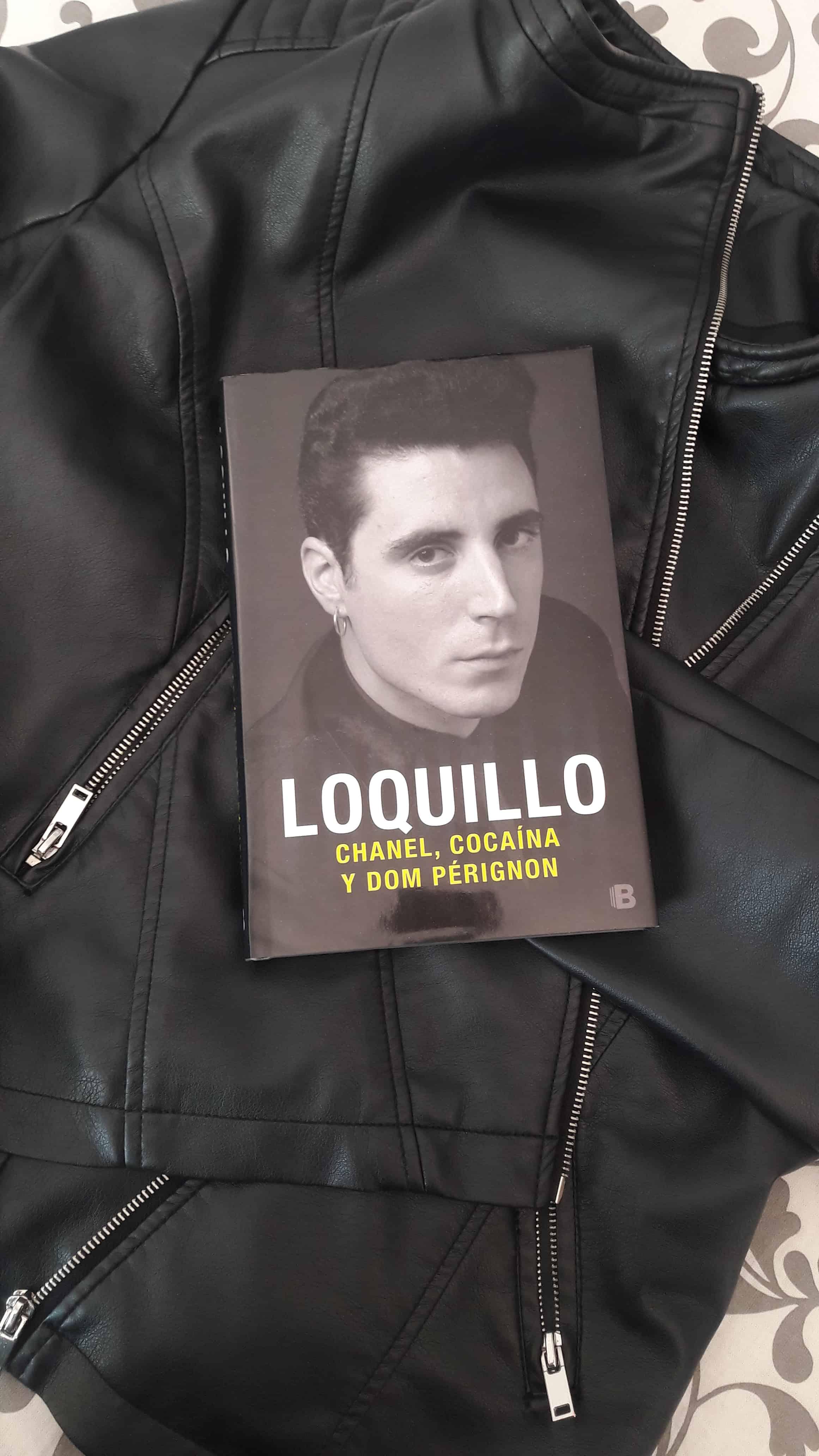 «CHANEL, COCAÍNA Y DOM PERIGNON», de Loquillo