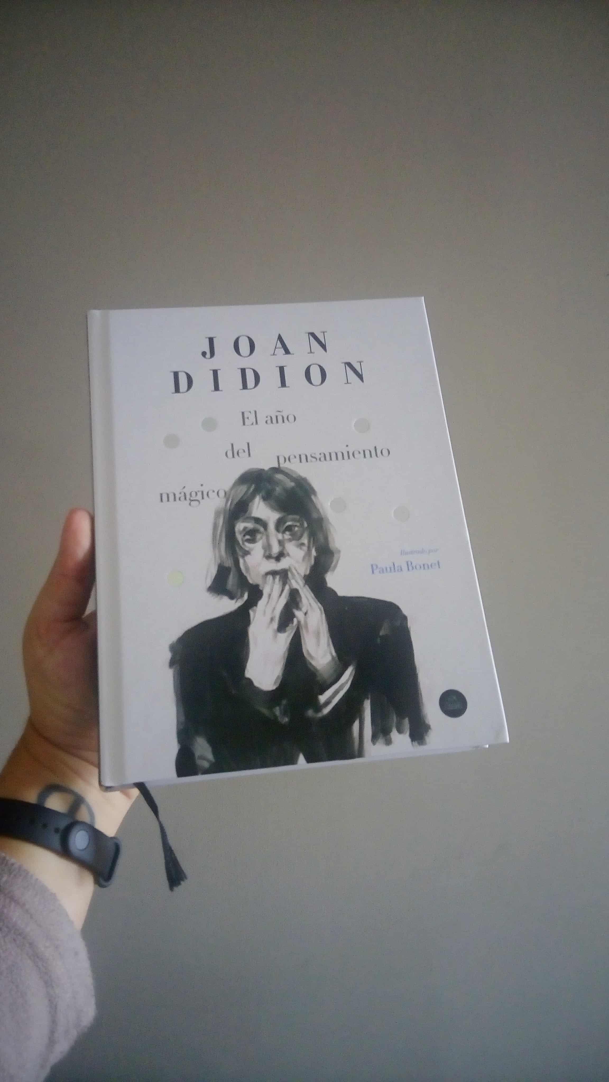 EL AÑO DEL PENSAMIENTO MÁGICO, de Joan Didion.