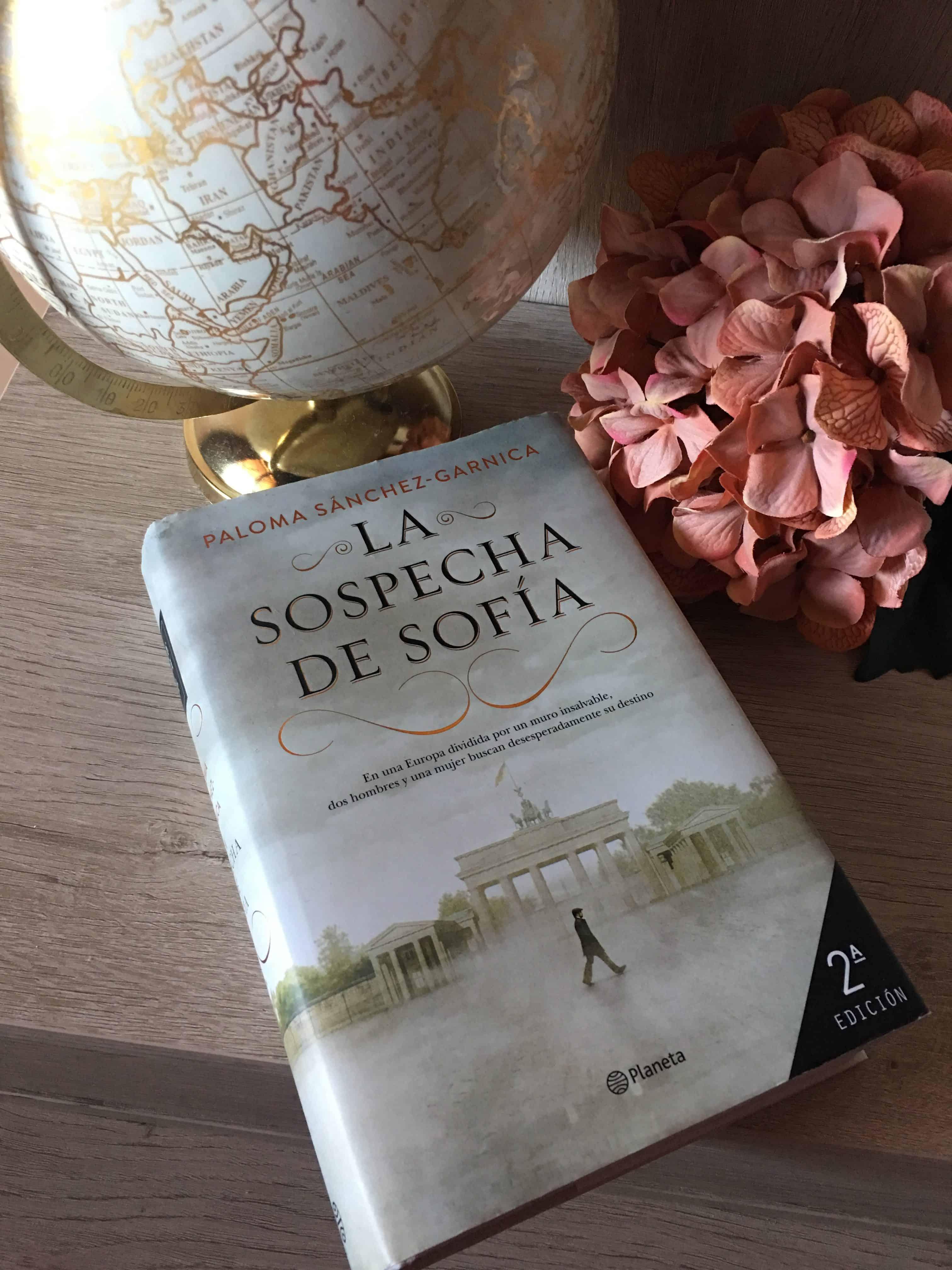 La sospecha de Sofía de Paloma Sánchez-Garnica