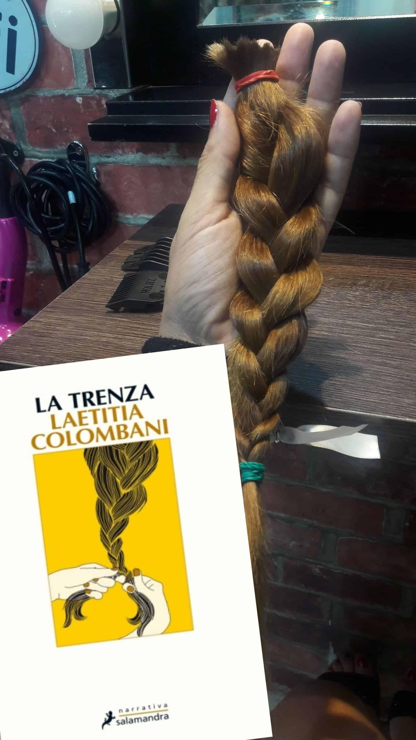 «LA TRENZA», de Laetitia Colombani