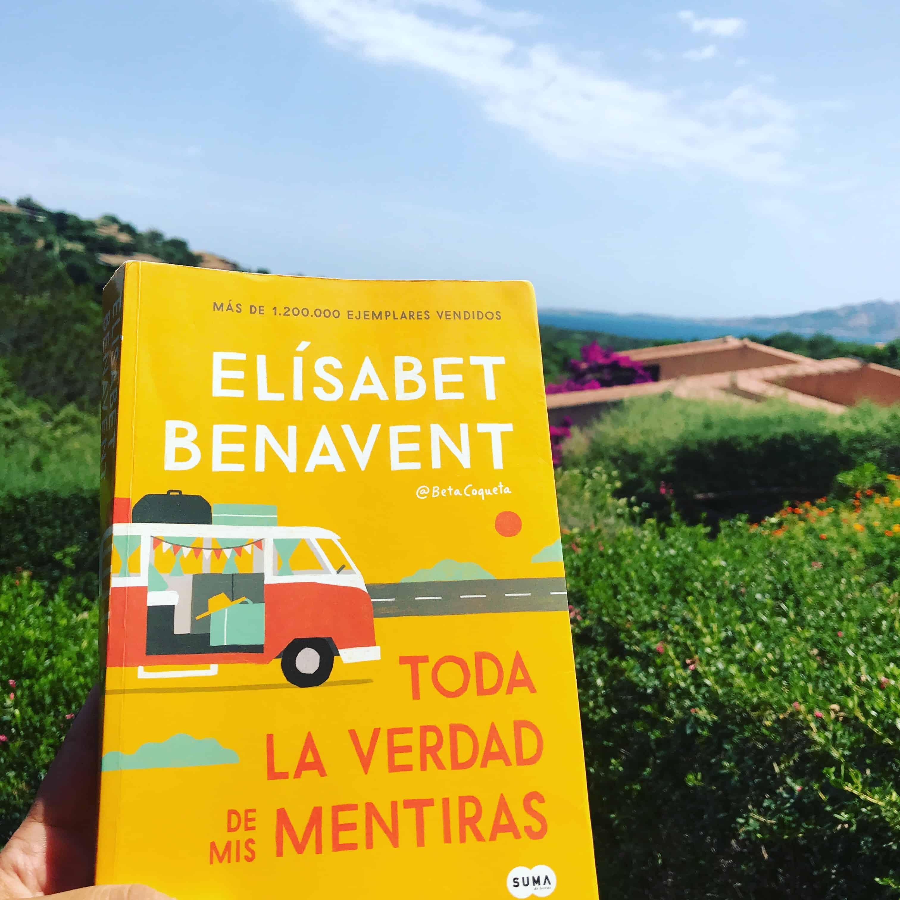 Toda la verdad de mis mentiras- Elísabet Benavent.