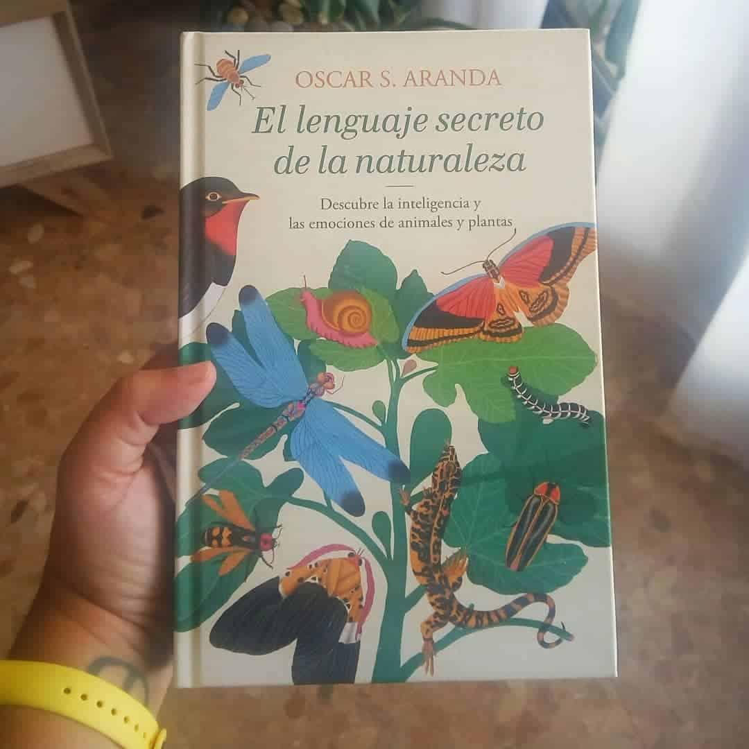 EL LENGUAJE SECRETO DE LA NATURALEZA, de Oscar S. Aranda