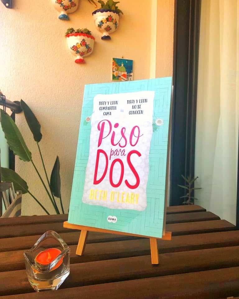 PISO PARA DOS, de Beth O'leary.
