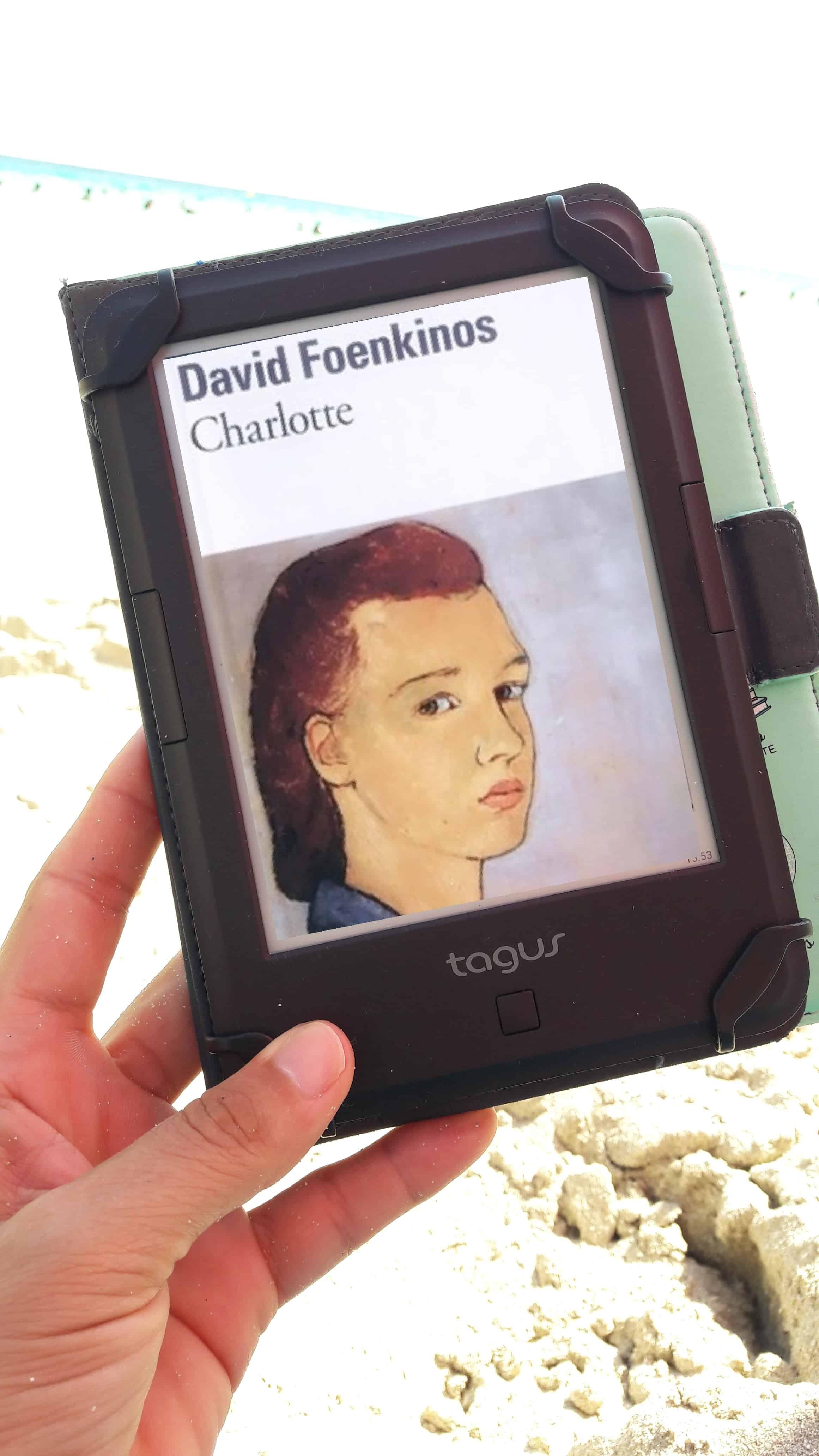 «CHARLOTTE», de David Foenkinos