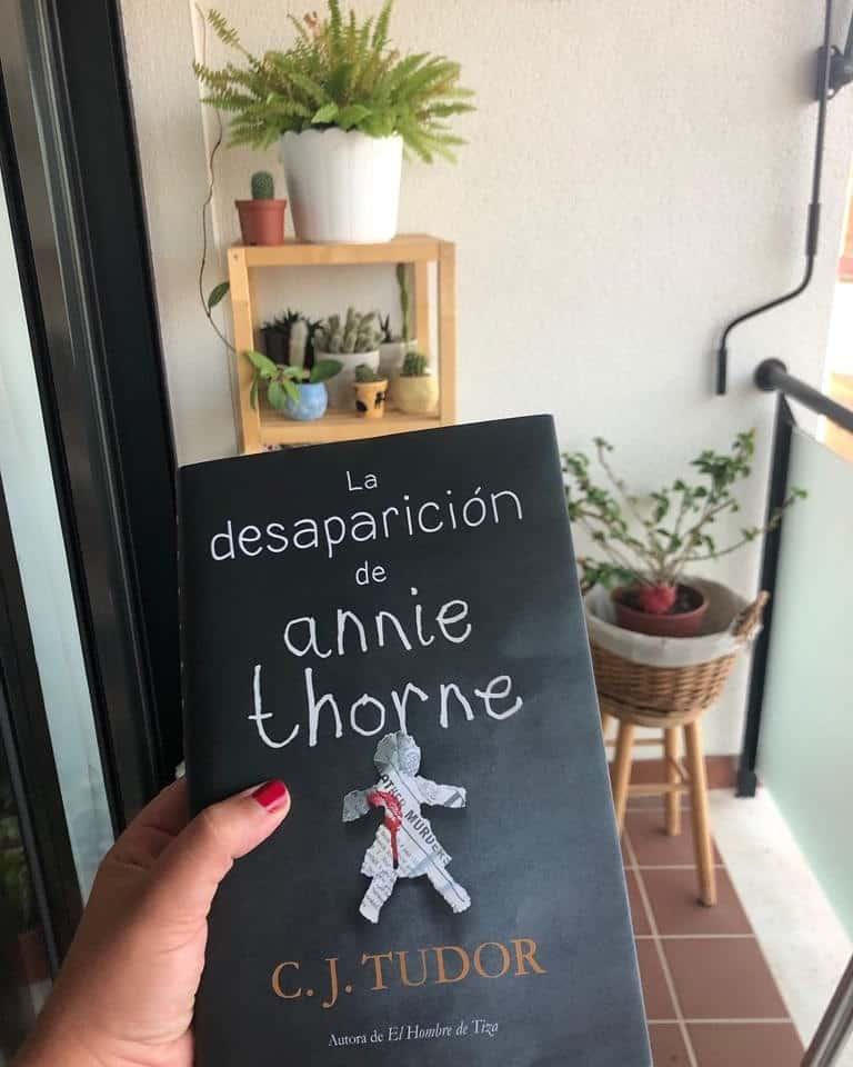 La desaparición de Anne Thorne