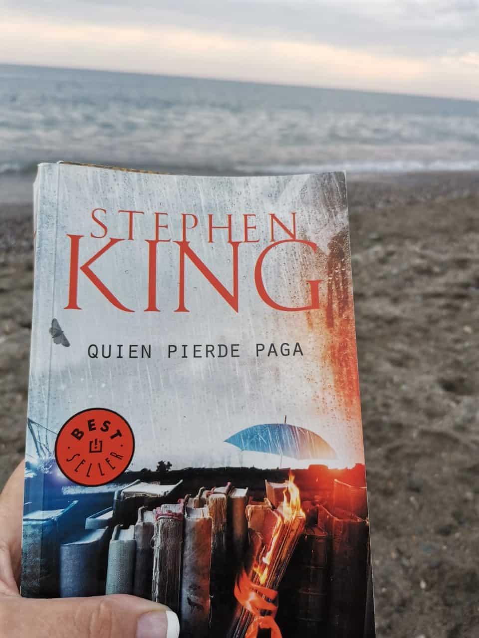 QUIEN PIERDE PAGA de Stephen king