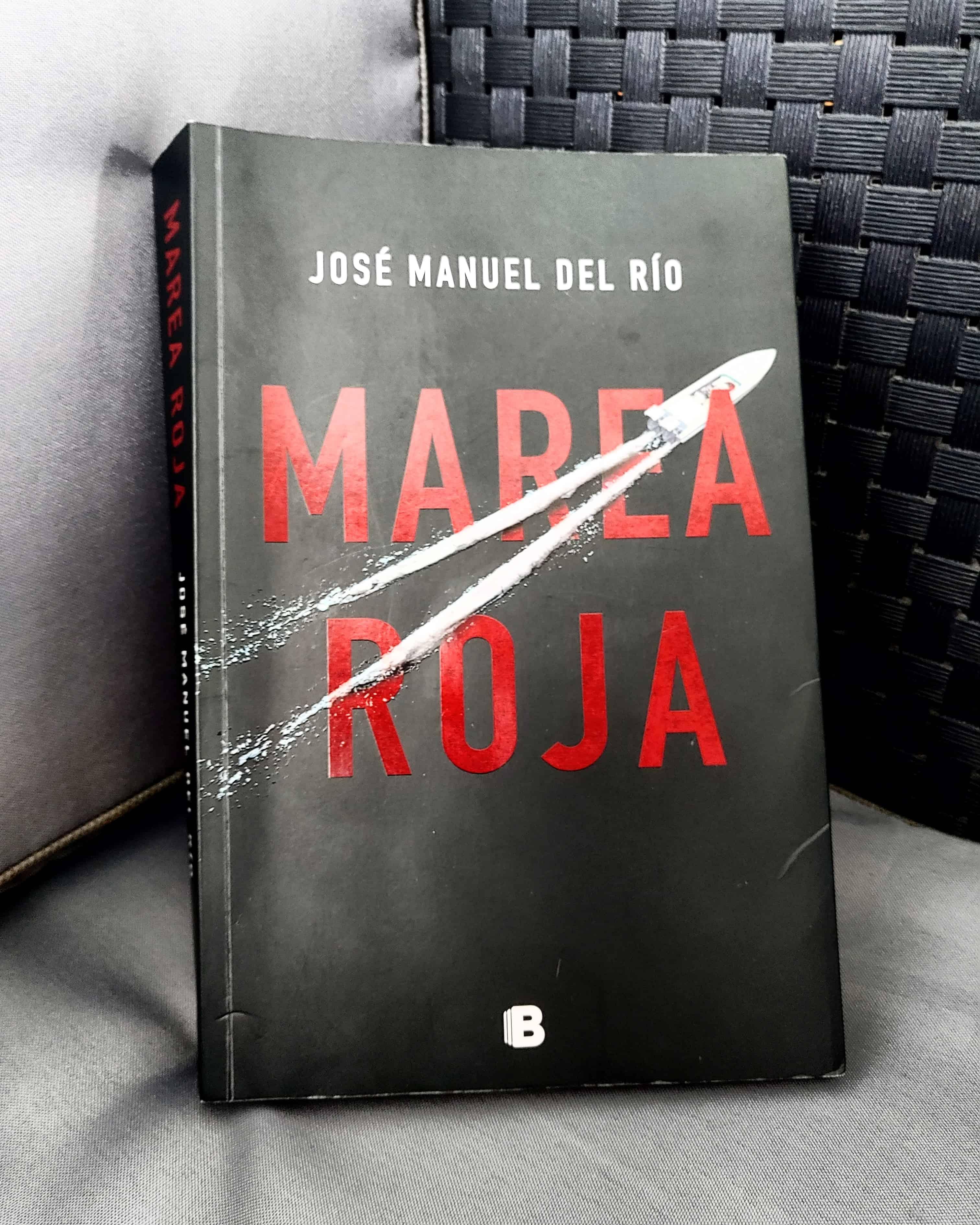 MAREA ROJA de JOSÉ MANUEL DEL RÍO