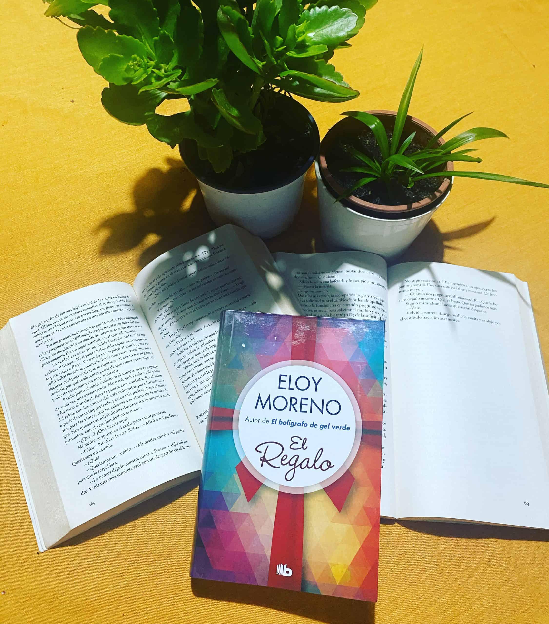 El regalo- Eloy Moreno
