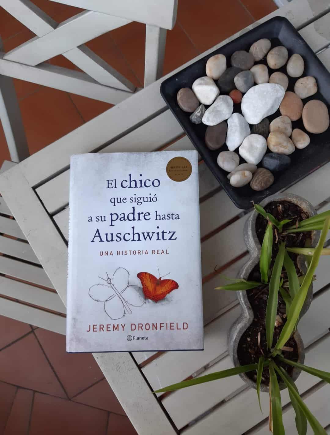 «EL CHICO QUE SIGUIO A SU PADRE HASTA AUSCHWITZ», de Jeremy Dronfield