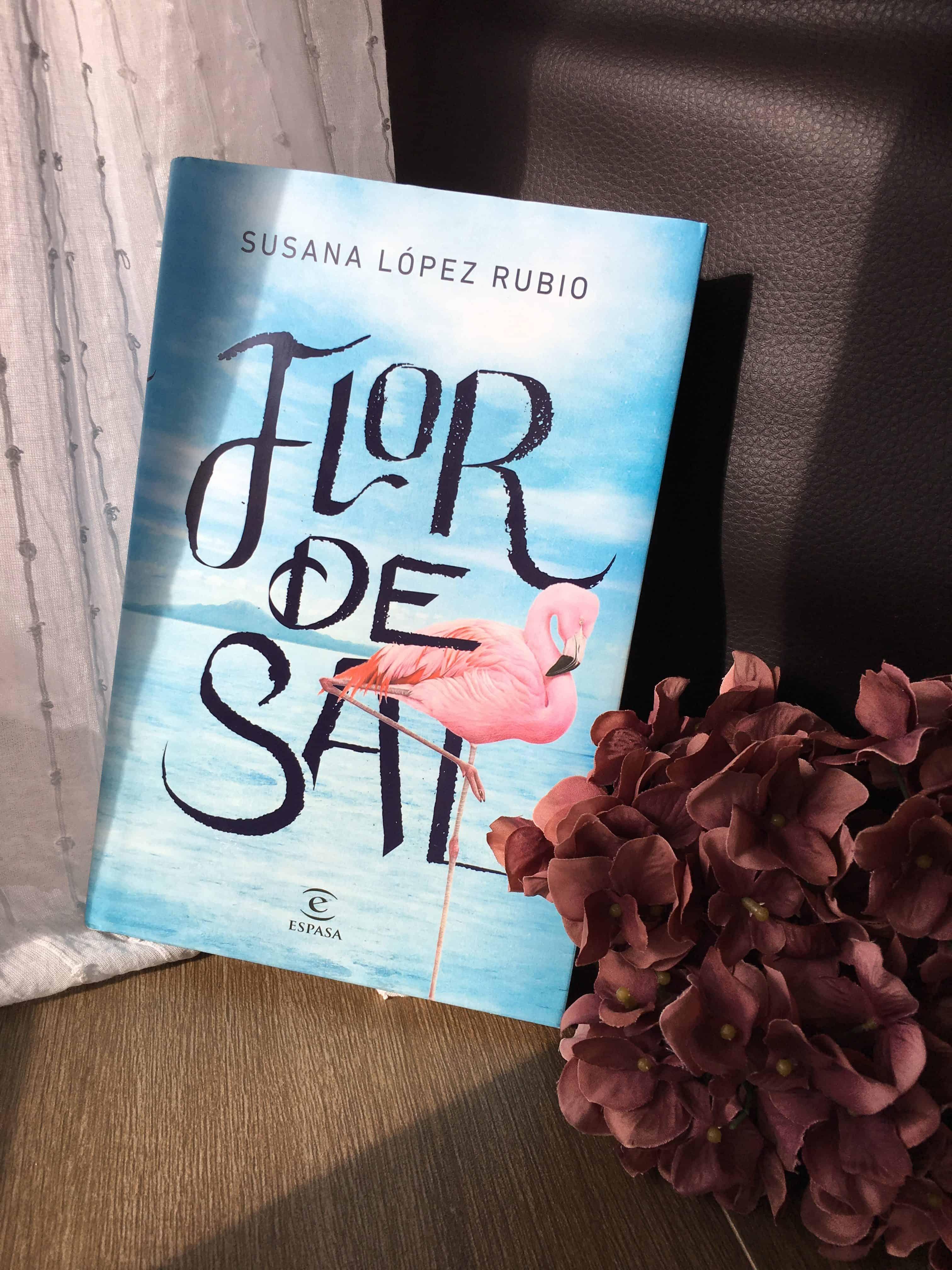 Flor de sal de Susana López Rubio