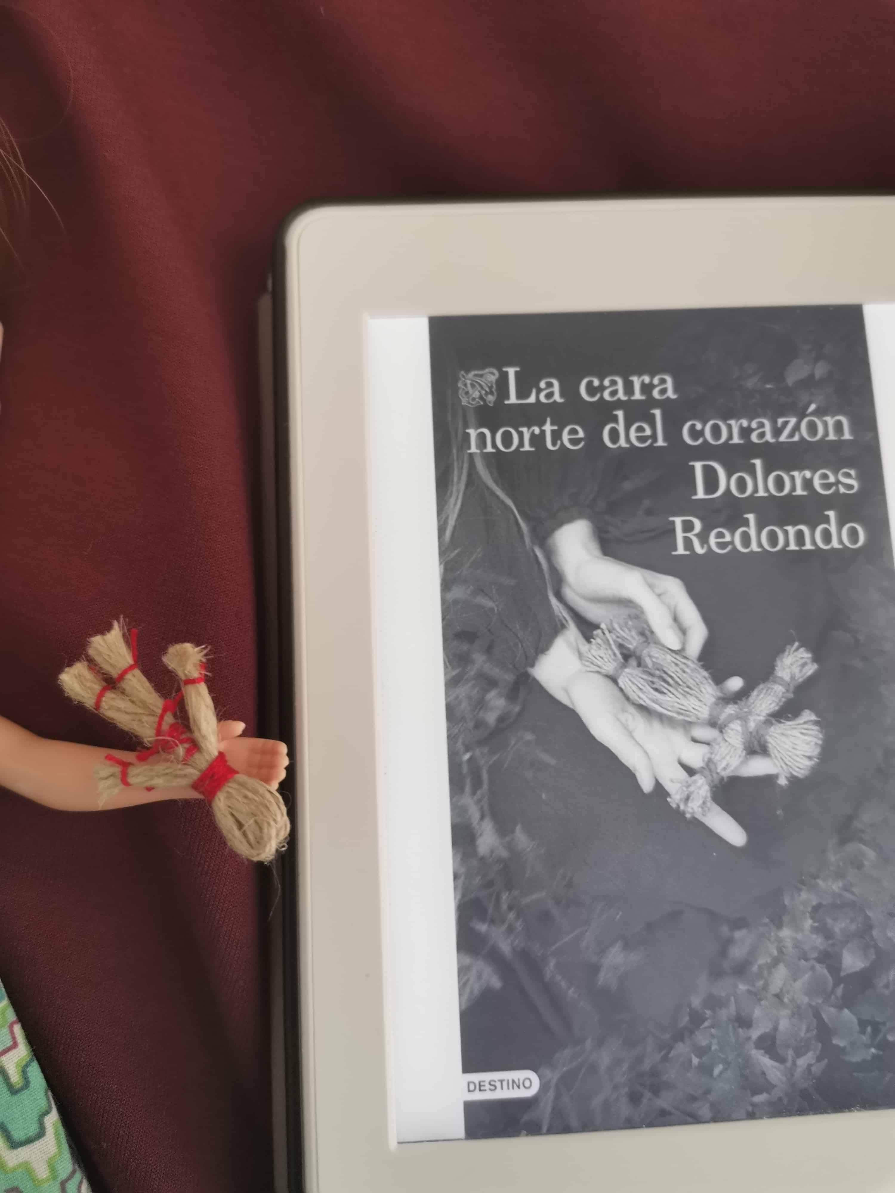 LA CARA NORTE DEL CORAZÓN  de                 Dolores Redondo