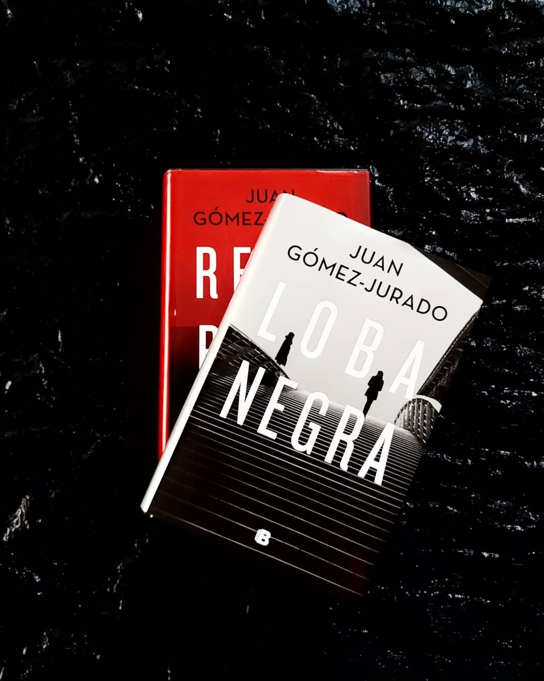 LOBA NEGRA de JUAN GÓMEZ JURADO.