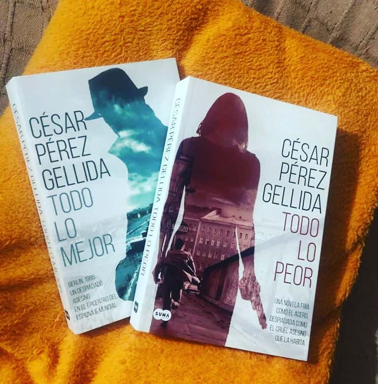 TODO LO PEOR, de César Pérez Gellida.