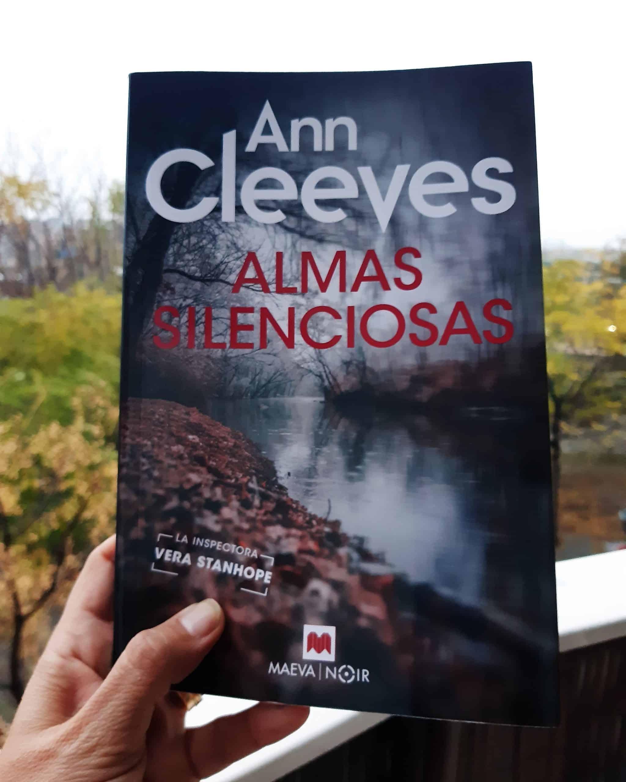 «ALMAS SILENCIOSAS», de Ann Cleeves