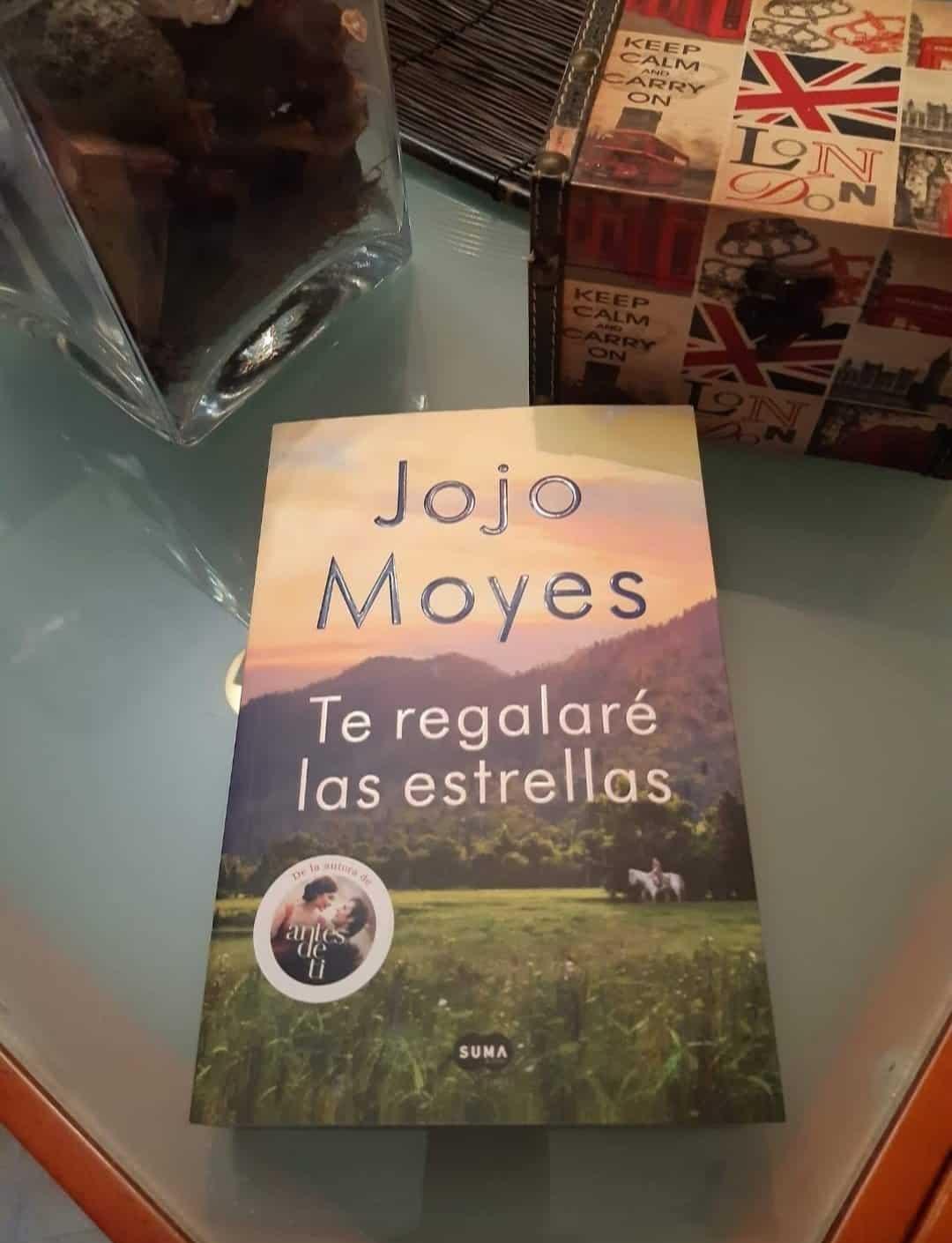 «TE REGALARE LAS ESTRELLAS» de Jojo Moyes