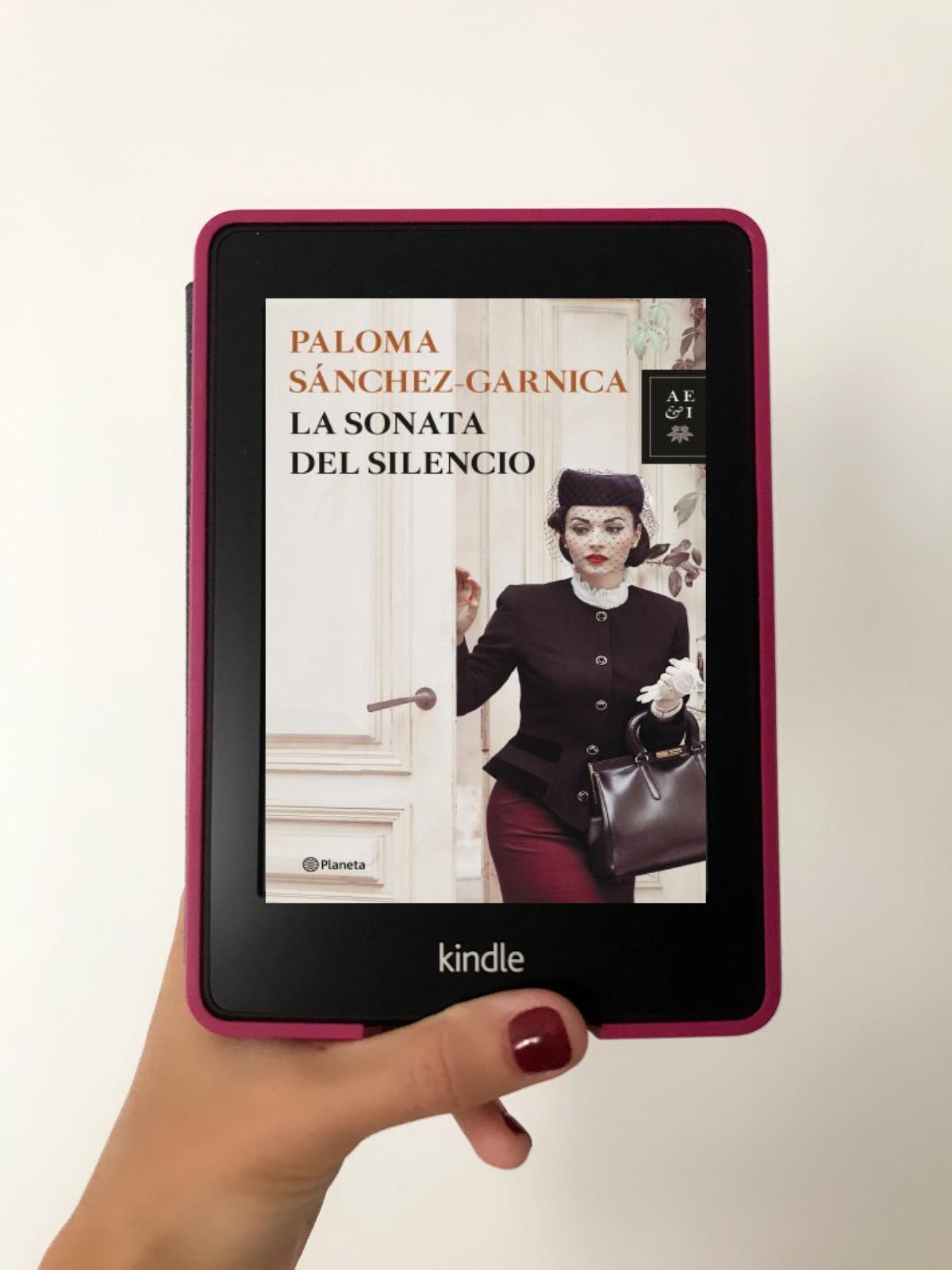 LA SONATA DEL SILENCIO, de Paloma Sánchez- Garnica
