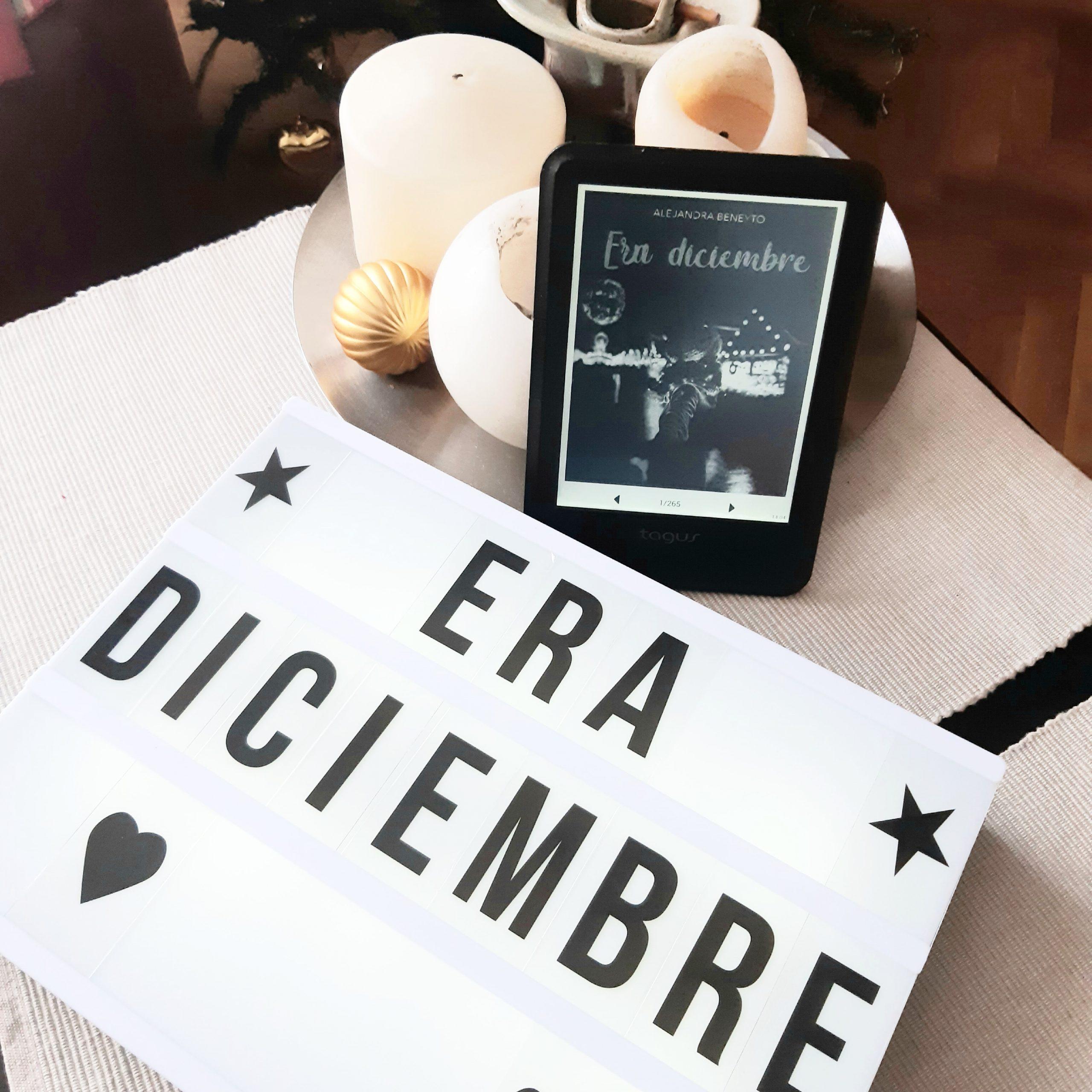 «ERA DICIEMBRE», de Alejandra Beneyto