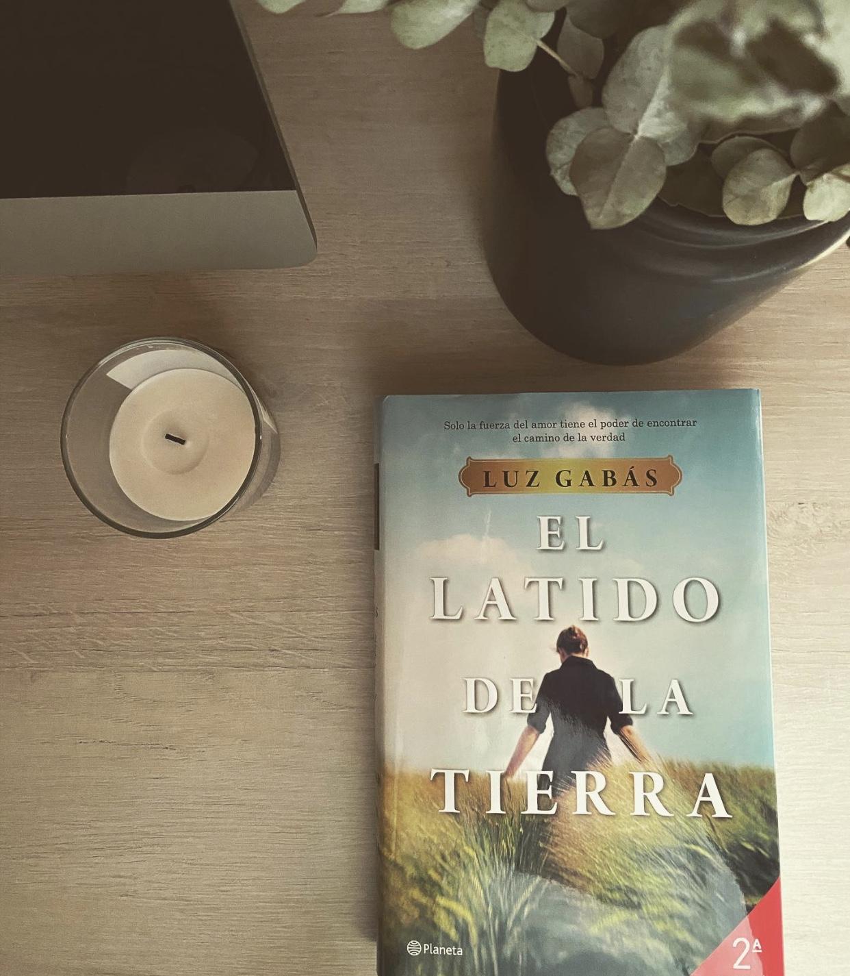 El latido de la tierra , Luz Gabás
