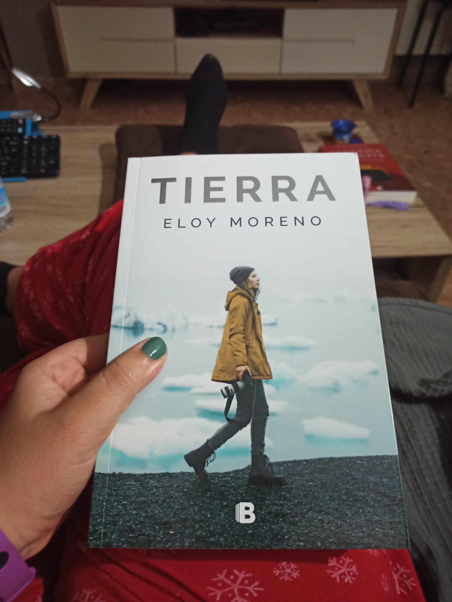TIERRA, de Eloy Moreno.