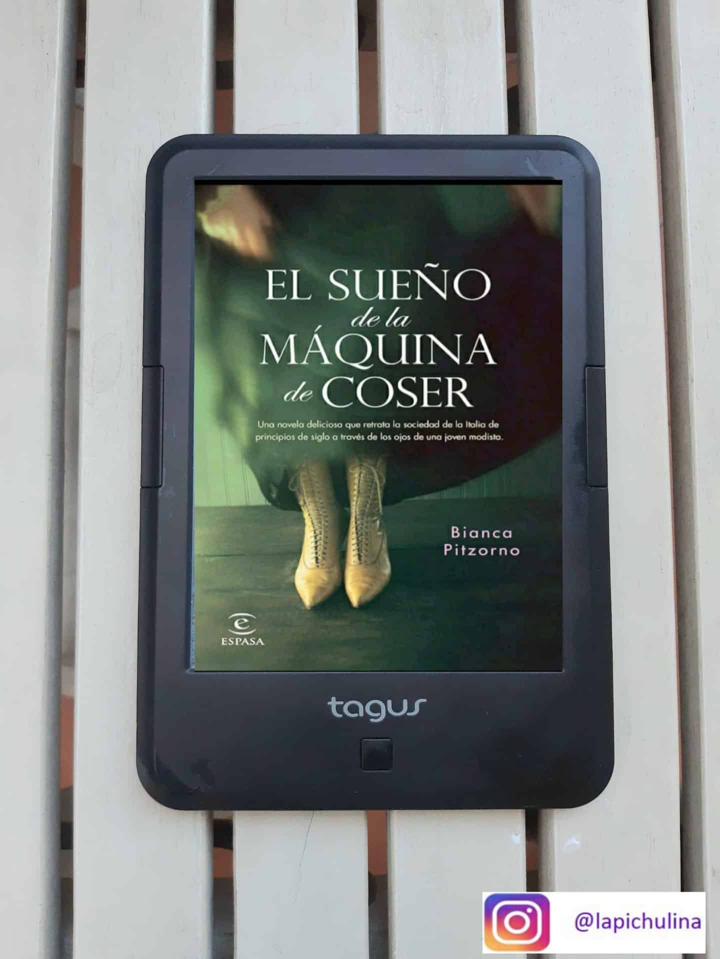 «EL SUEÑO DE LA MAQUINA DE COSER», de Bianca Pitzorno