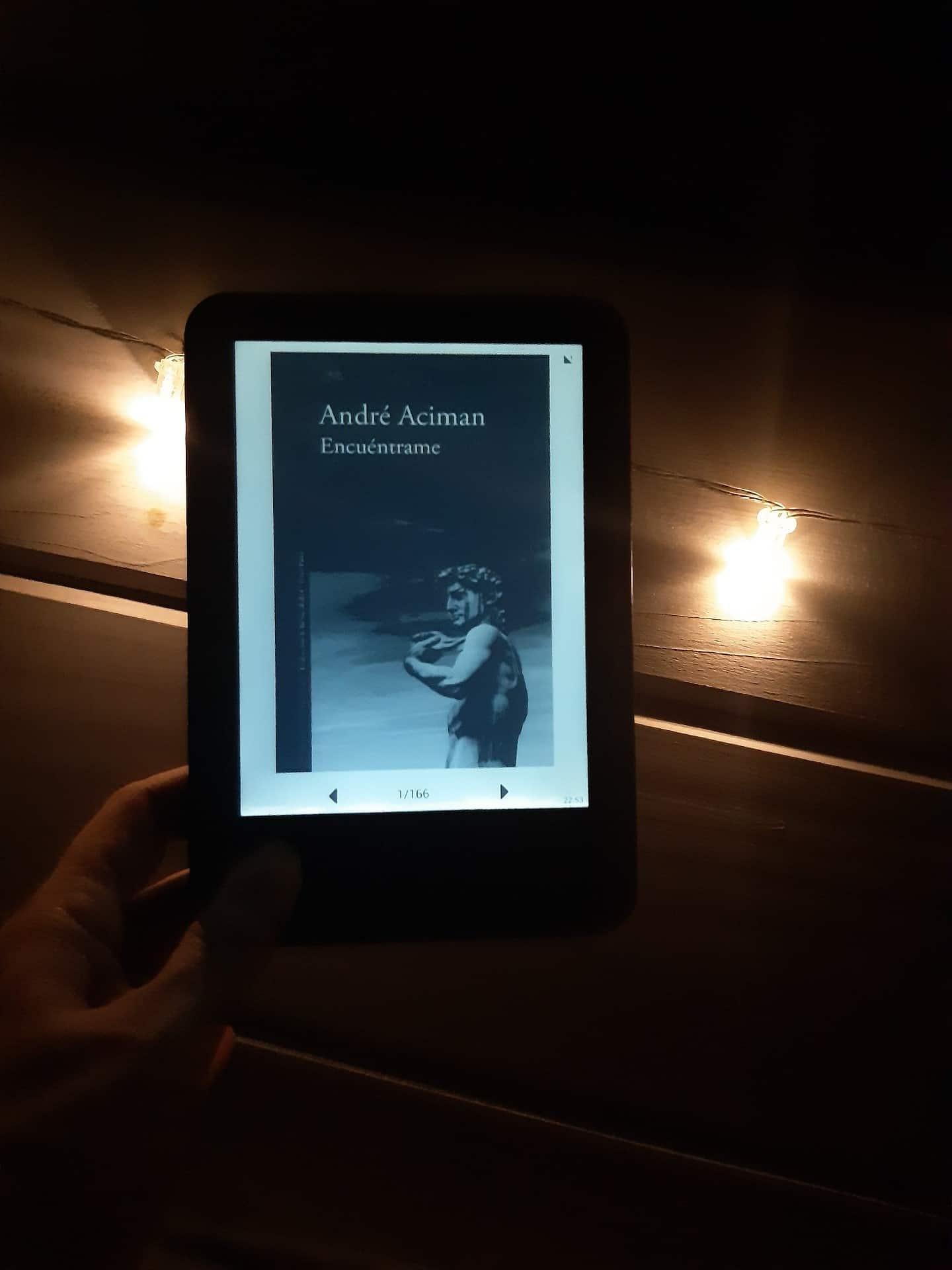 «ENCUÉNTRAME», de Andre Aciman