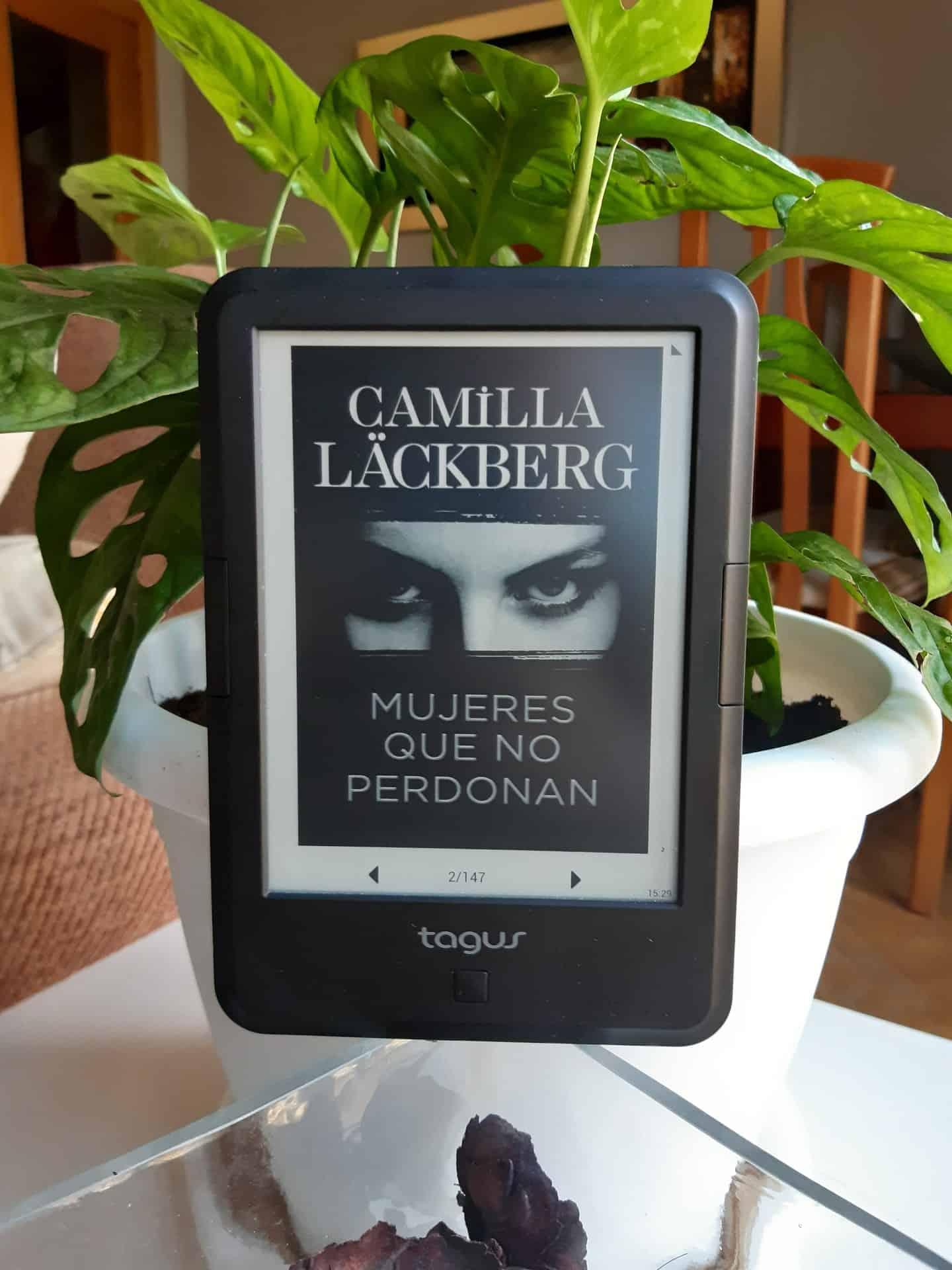 «MUJERES QUE NO PERDONAN», de Camila Läckberg