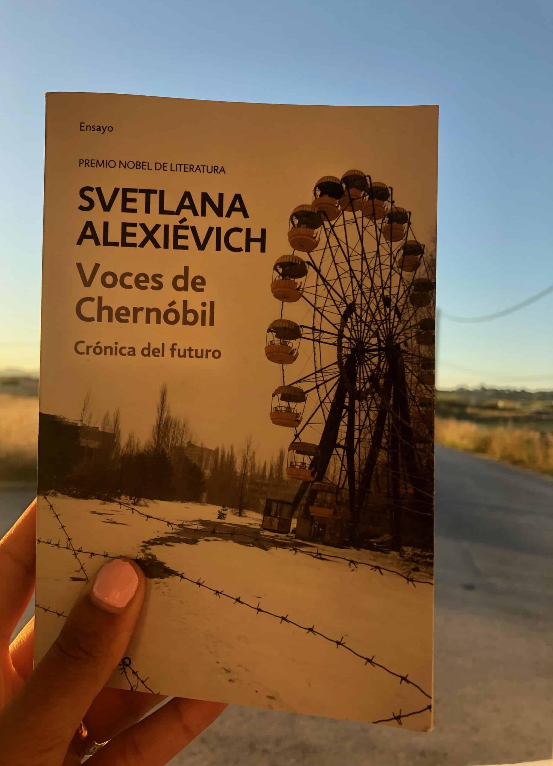 Voces de Chernóbil de Svetlana Alexiévich