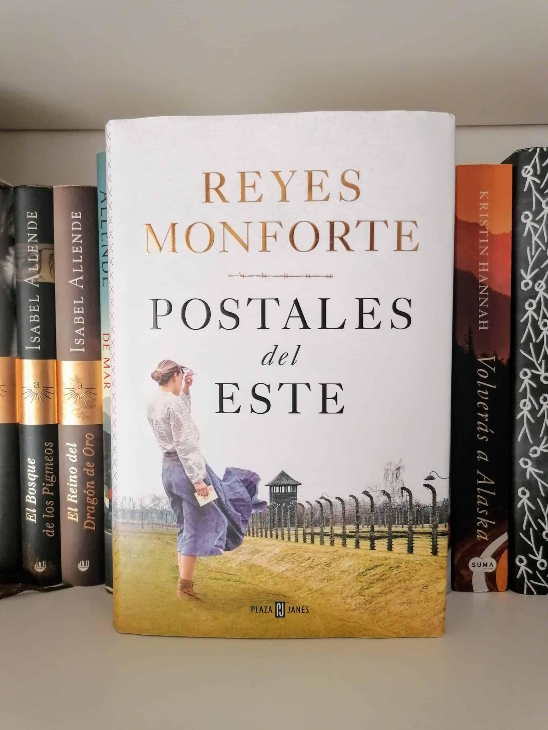 Postales del este, de Reyes Monforte.