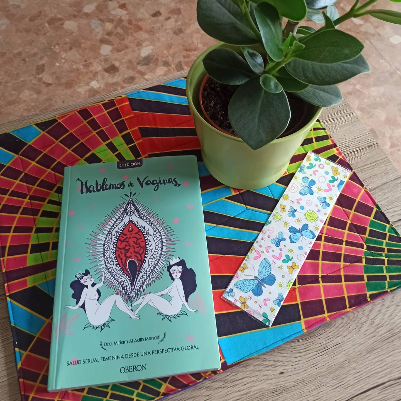 HABLEMOS DE VAGINAS, de Miriam Al Adib
