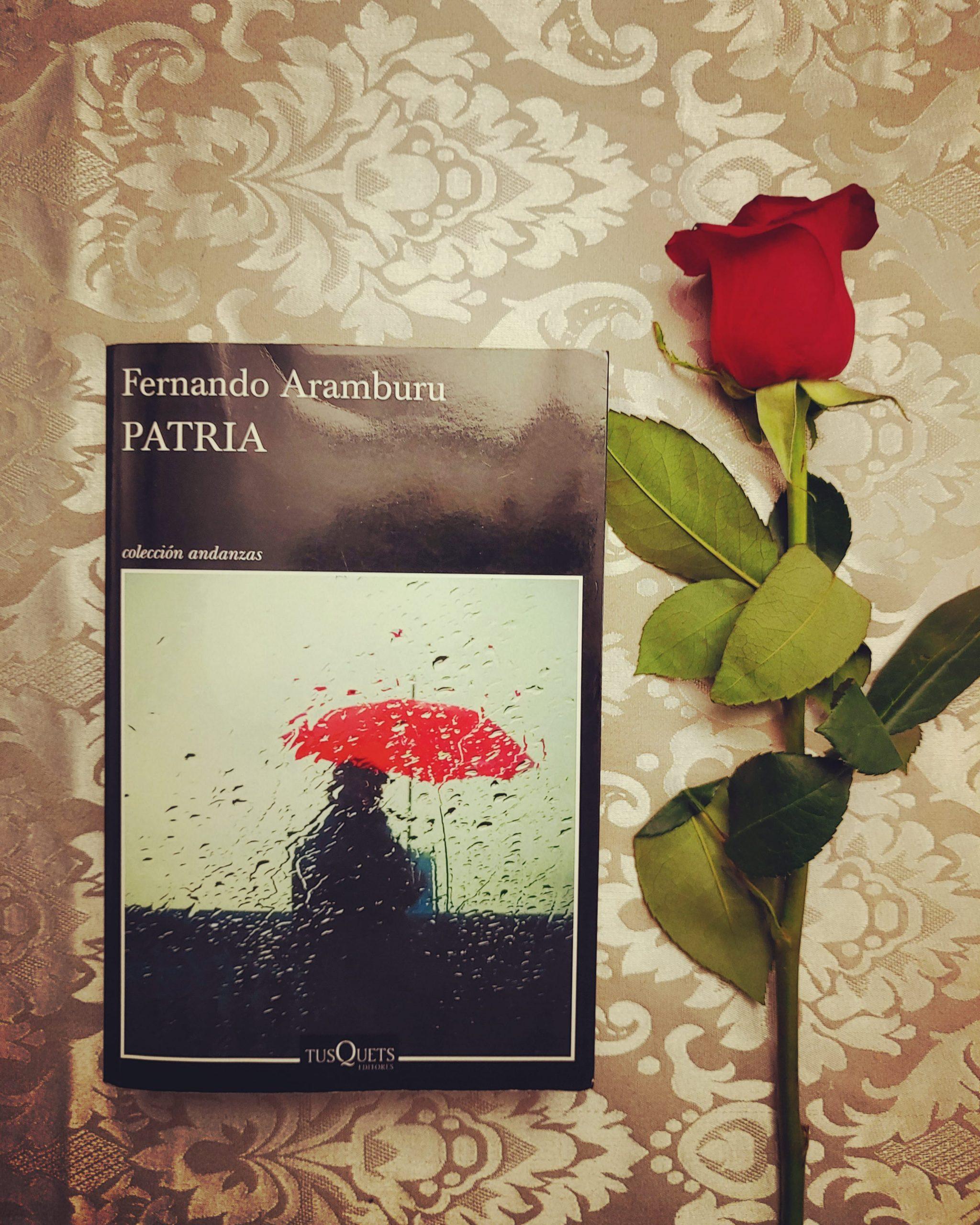 PATRIA de FERNANDO ARAMBURU.