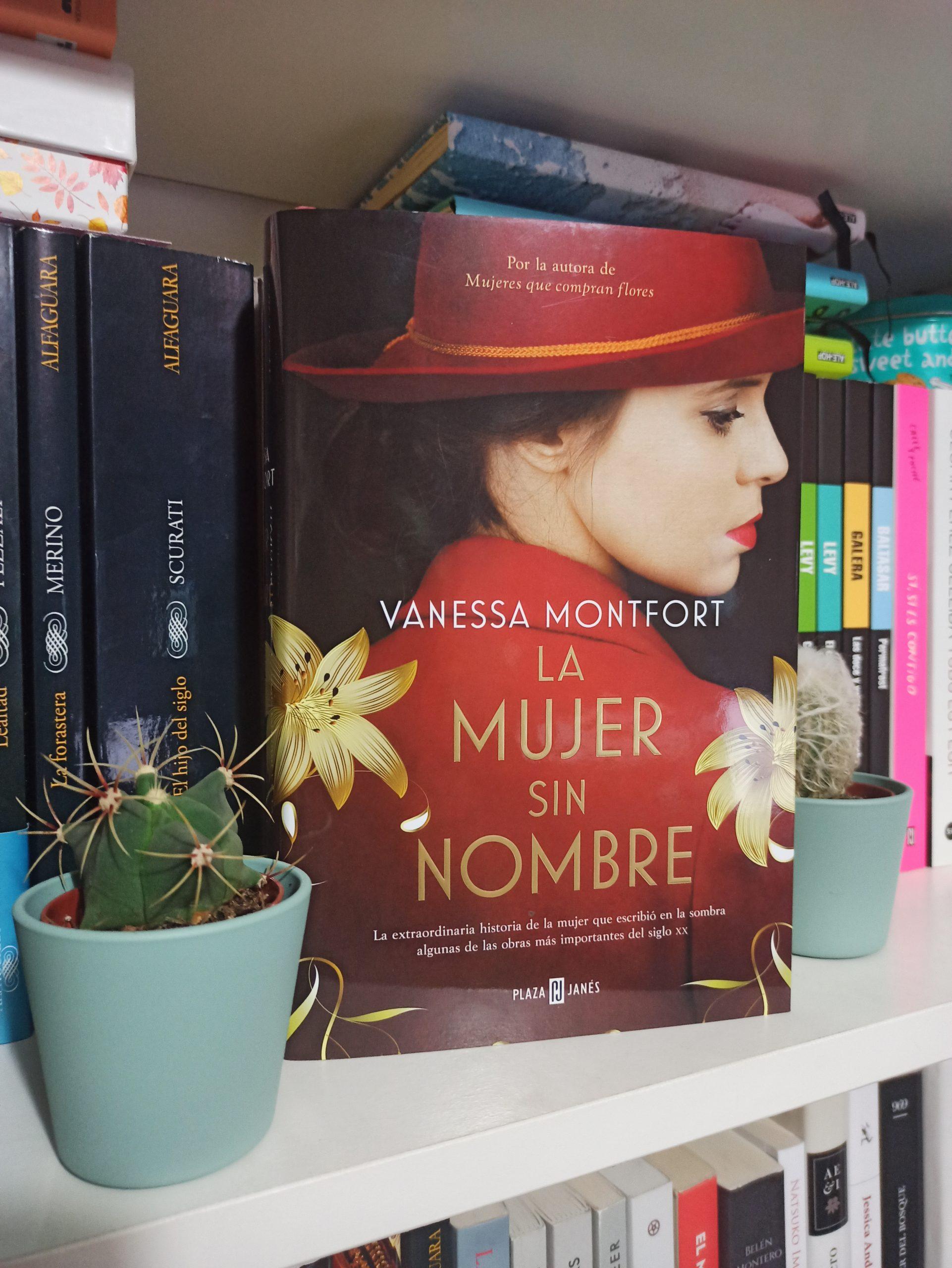 LA MUJER SIN NOMBRE, de Vanessa Monfort.