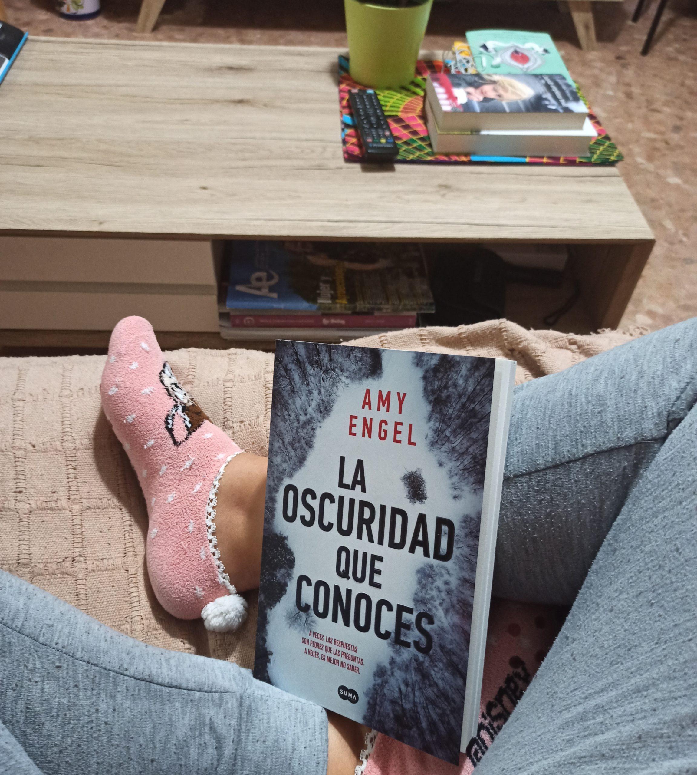 LA OSCURIDAD QUE CONOCES, de Amy Engel.