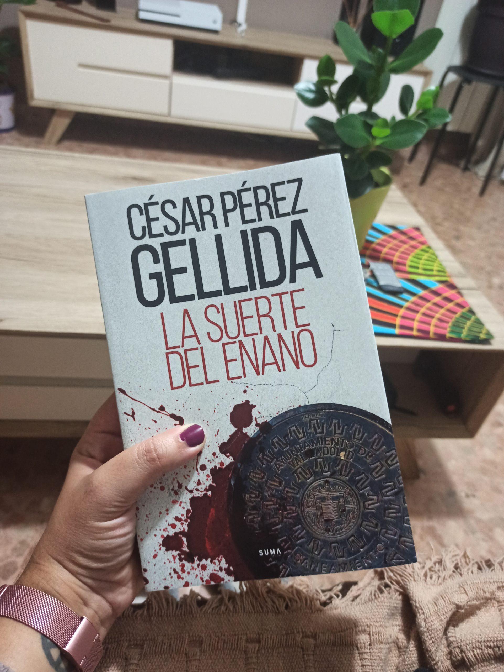 LA SUERTE DEL ENANO, de César Pérez Gellida.