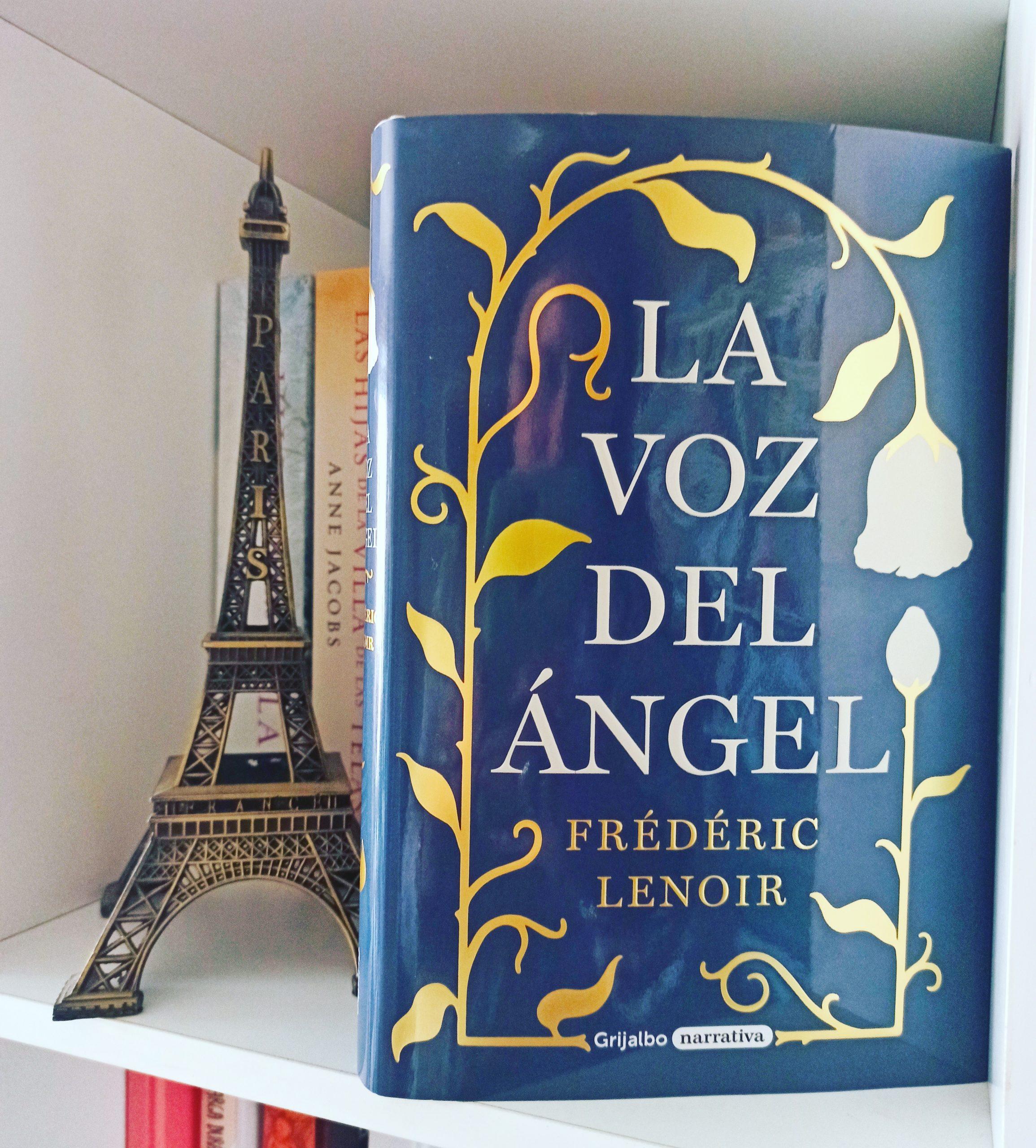 LA VOZ DEL ÁNGEL, de Frédéric Lenoir.