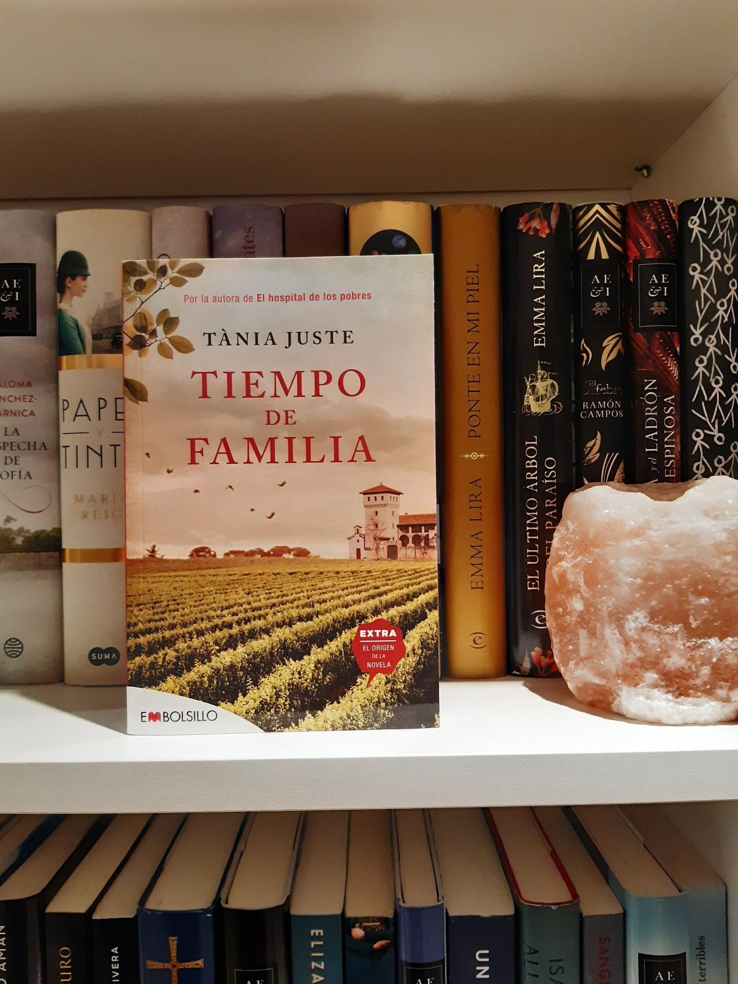 «TIEMPO DE FAMILIA», de Tania Juste