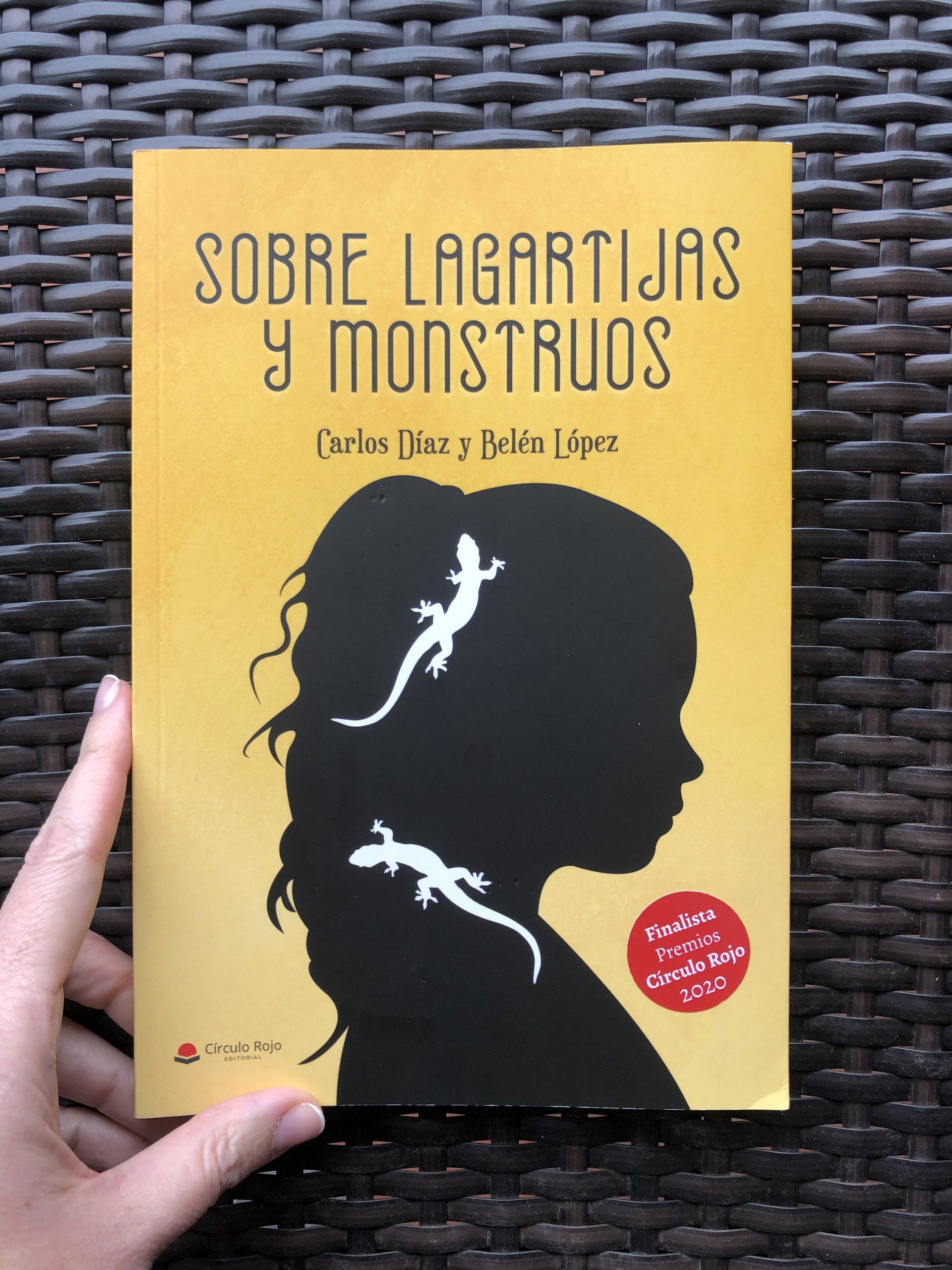 SOBRE LAGARTIJAS Y MONSTRUOS, de Carlos Díaz y Belén López.