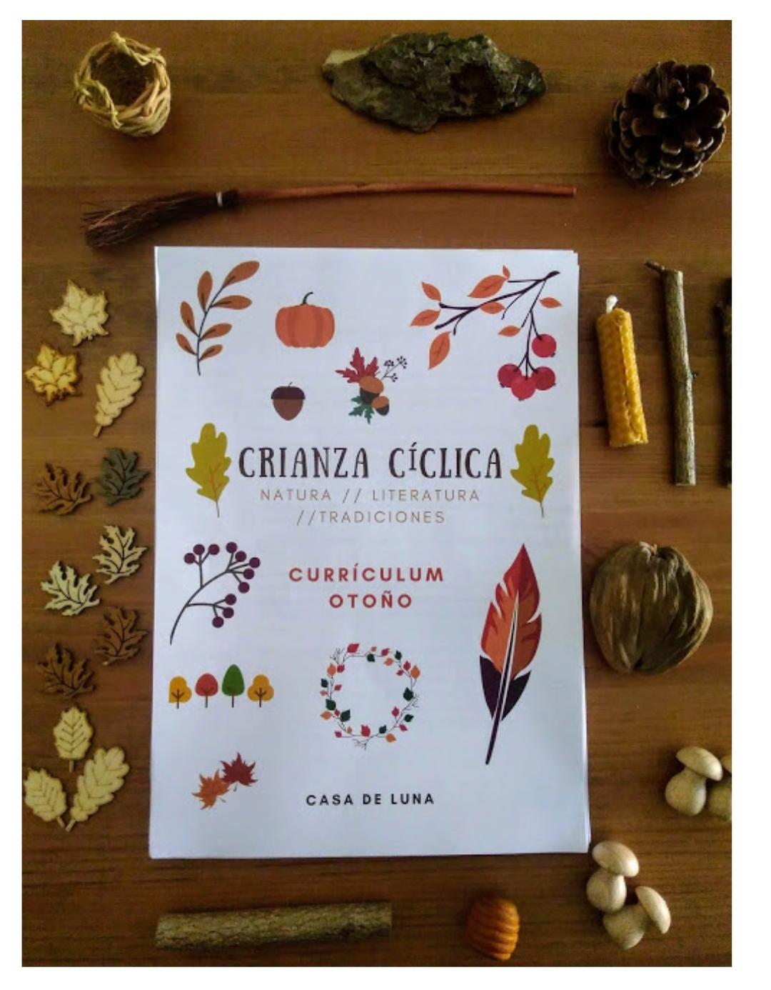 CRIANZA CÍCLICA, de Laia, (@casadeluna)