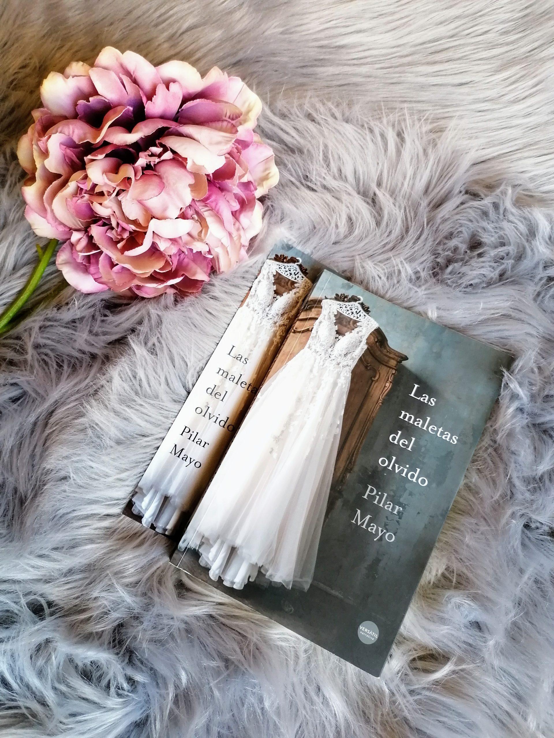 Las maletas del olvido, de Pilar Mayo.