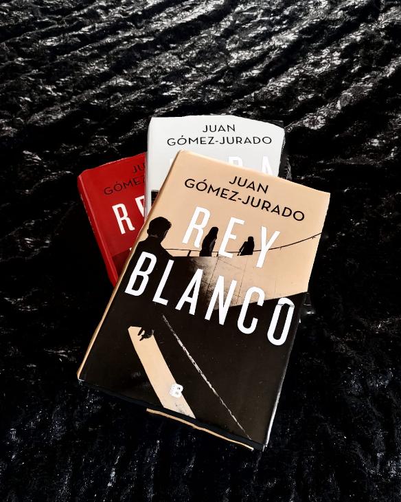 REY BLANCO de JUAN GÓMEZ JURADO.