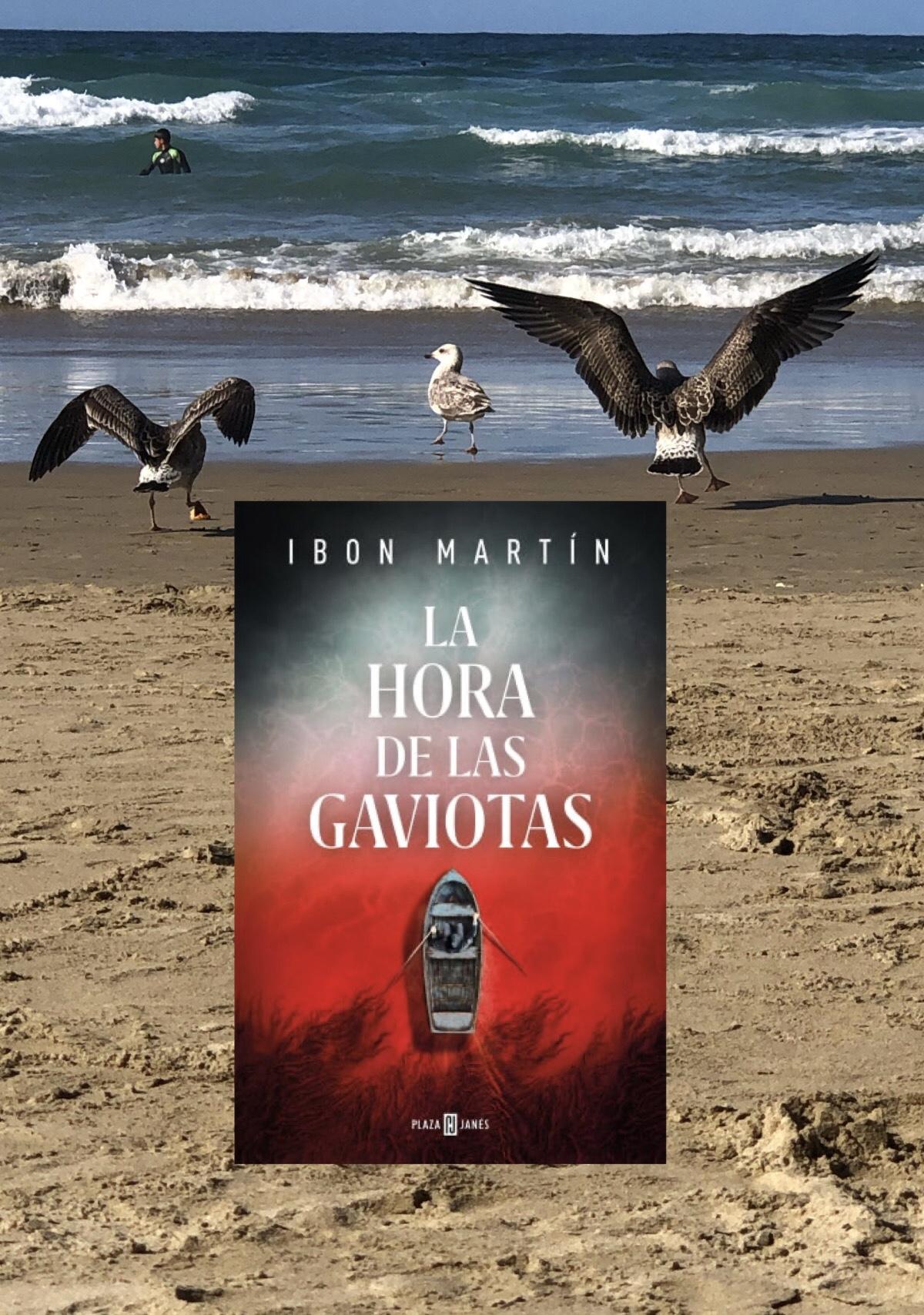 LA HORA DE LAS GAVIOTAS, de Ibon Martín.
