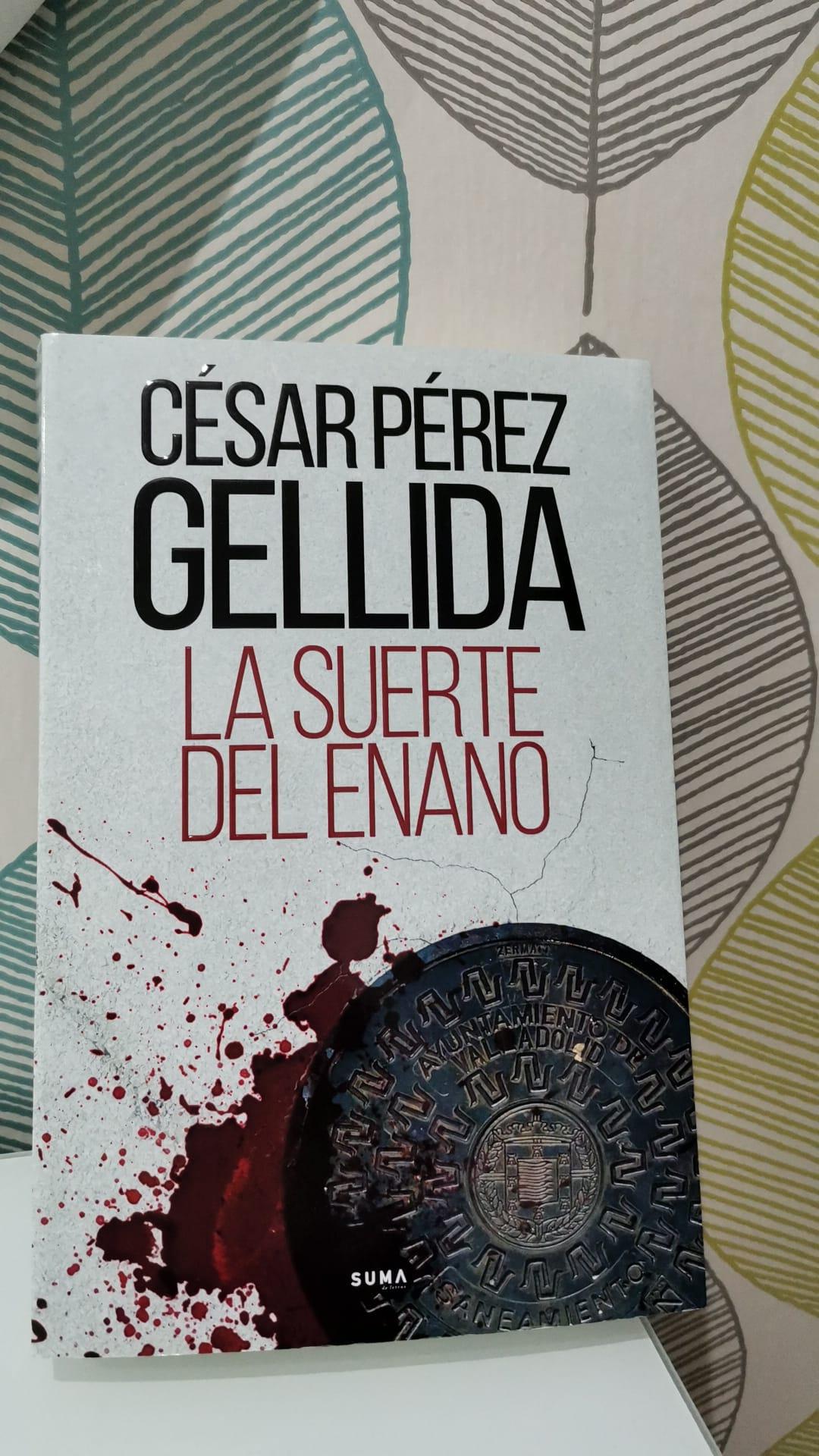 LA SUERTE DEL ENAN0,         de Cesar Pérez Gellida