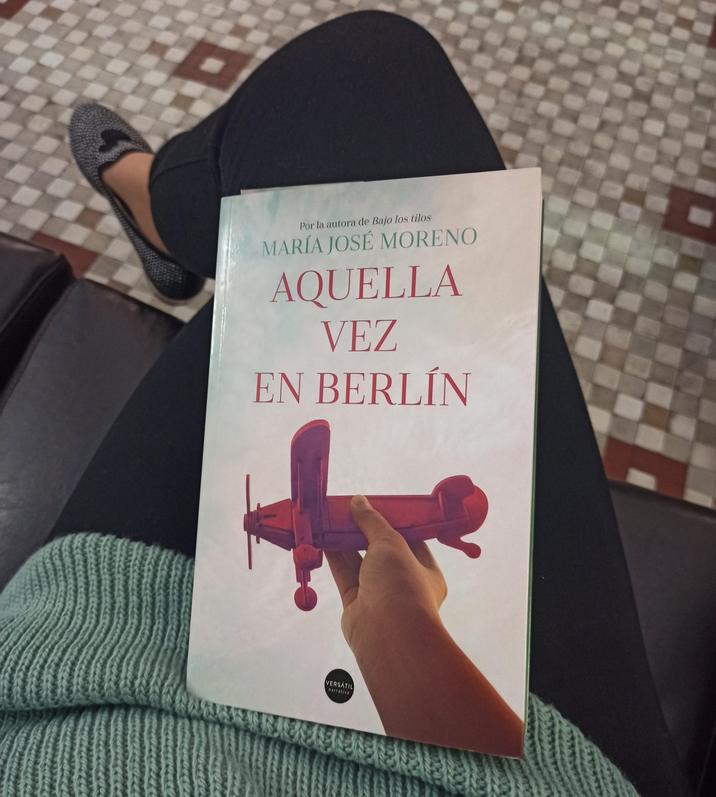 AQUELLA VEZ EN BERLÍN, de María José Moreno.