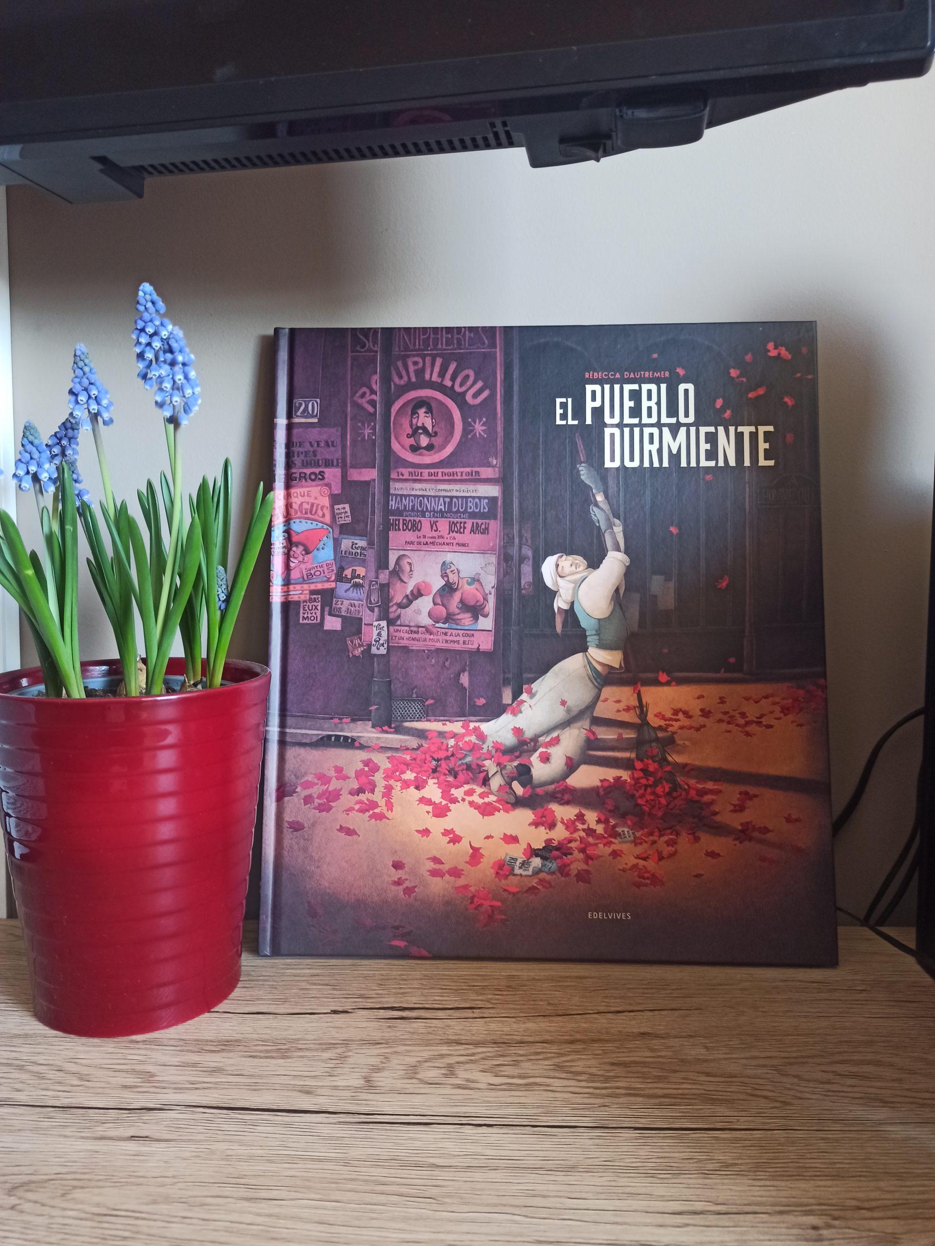 EL PUEBLO DURMIENTE, de Rébecca Dautremer.