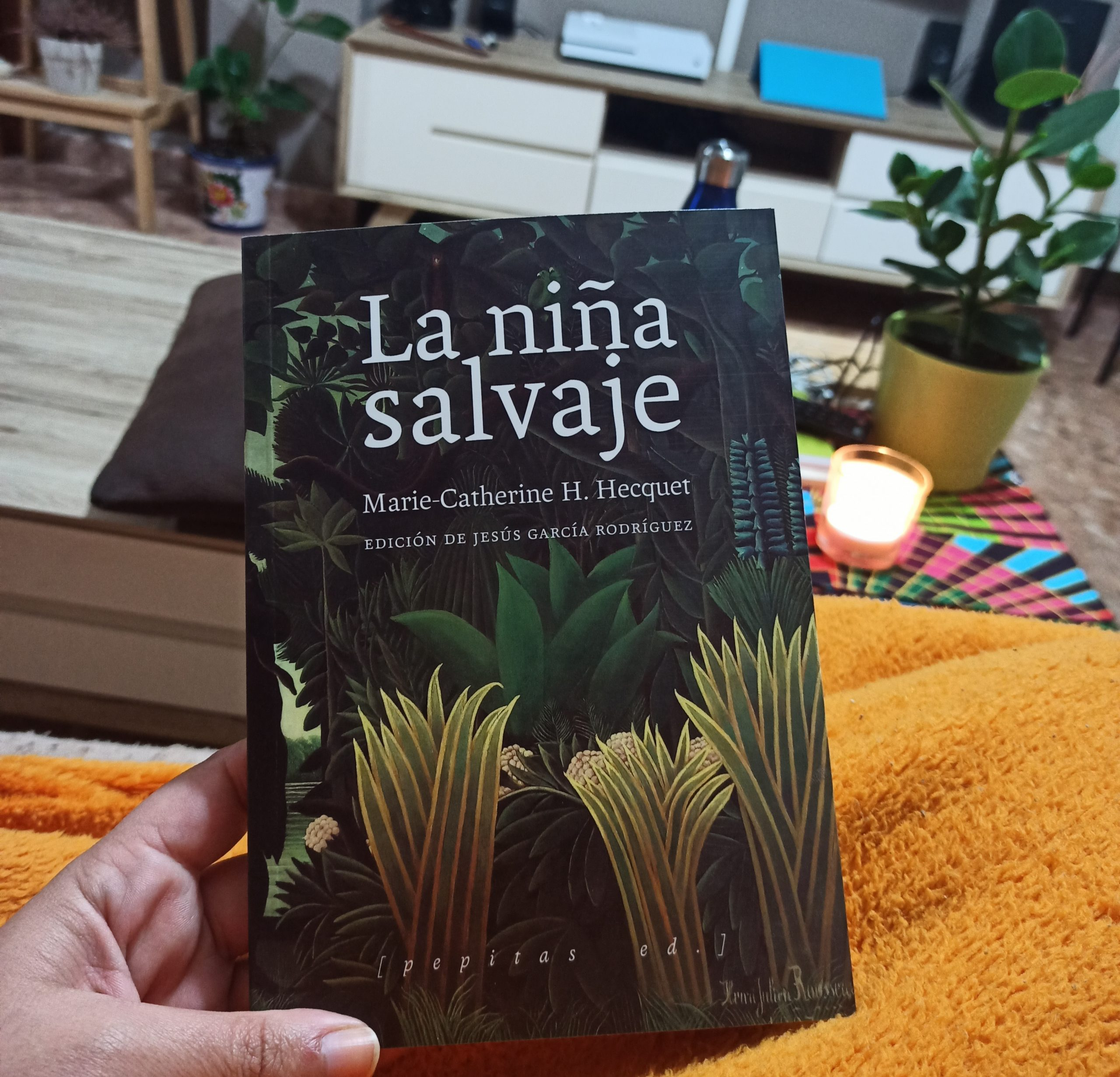 LA NIÑA SALVAJE, de Marie Catherine H. Hecquet